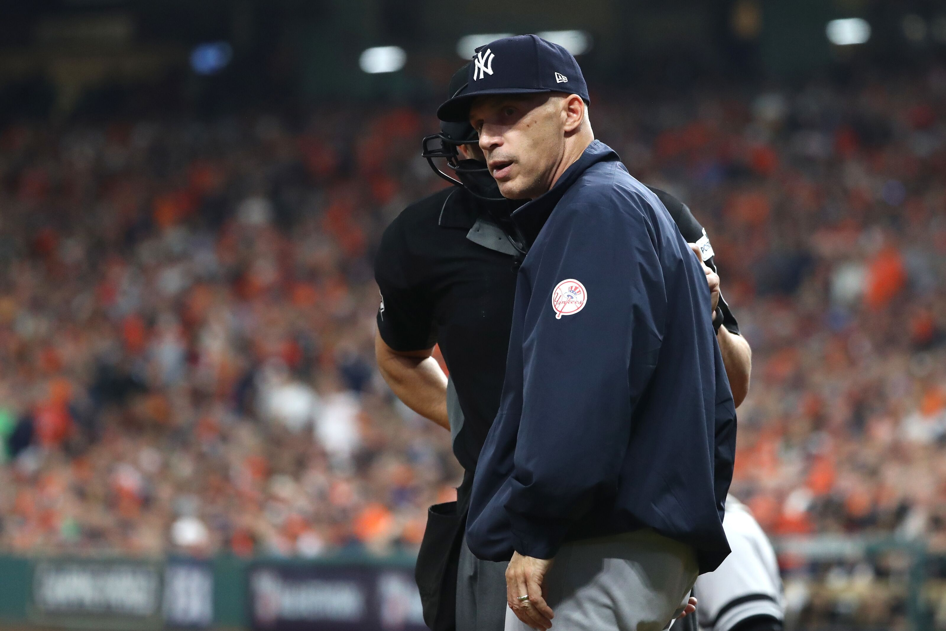 Assessing Joe Girardi as possible candidate for White Sox Manager