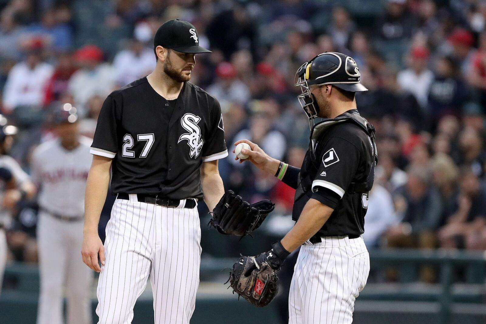 White Sox Lucas Giolito And His Rollercoaster Season