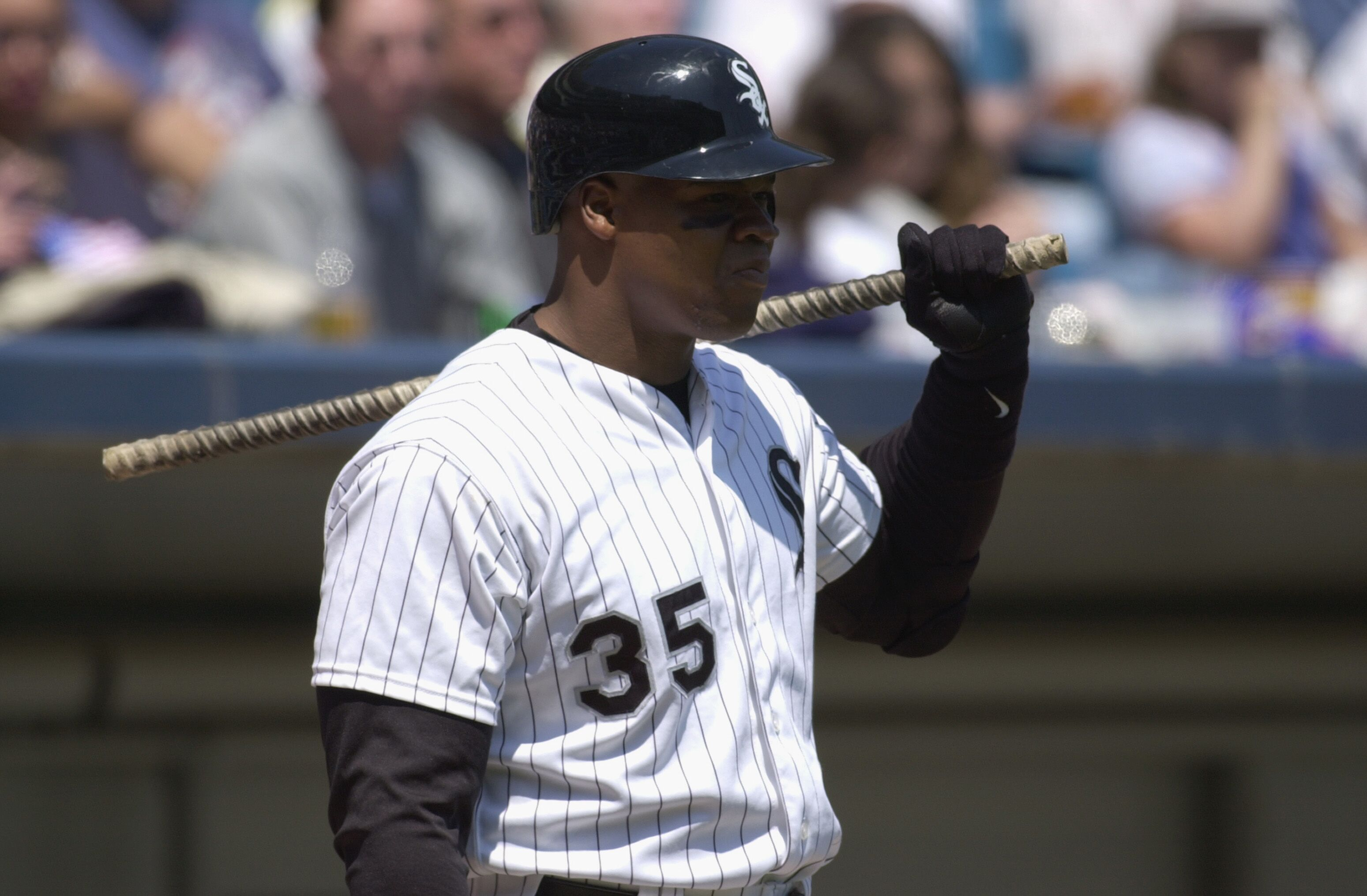 White Sox: Comparing Frank Thomas' first eight seasons to Mike Trout's