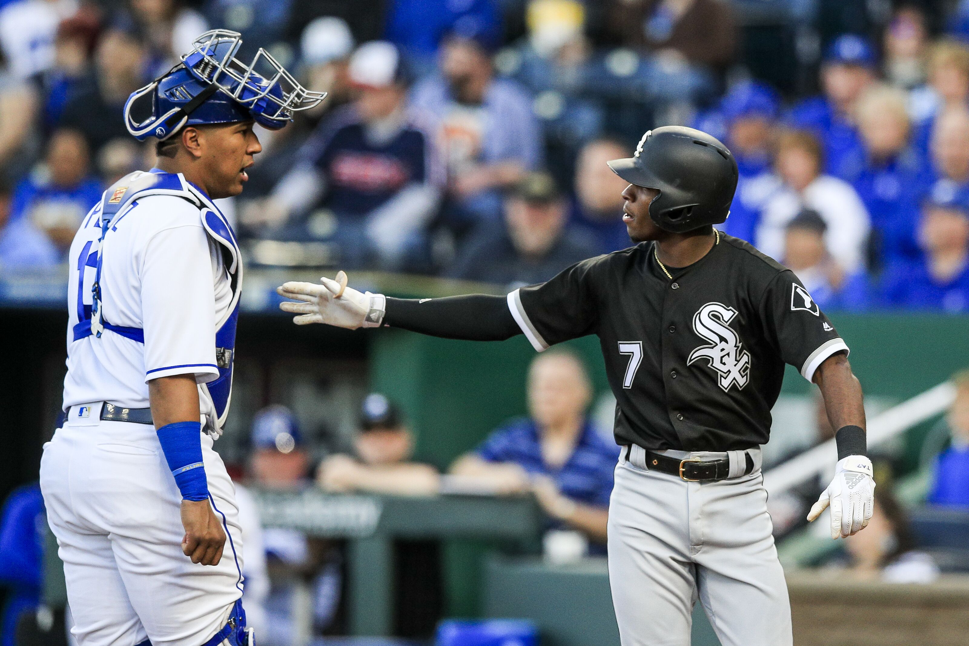 White Sox The Fun Police Won T Deter Tim Anderson From