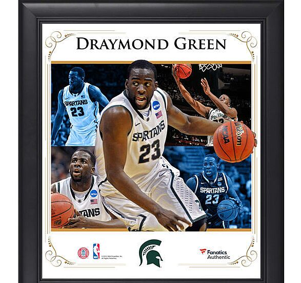 new concept ff875 ee4ba Michigan State Spartans March Madness Legends Gift Guide