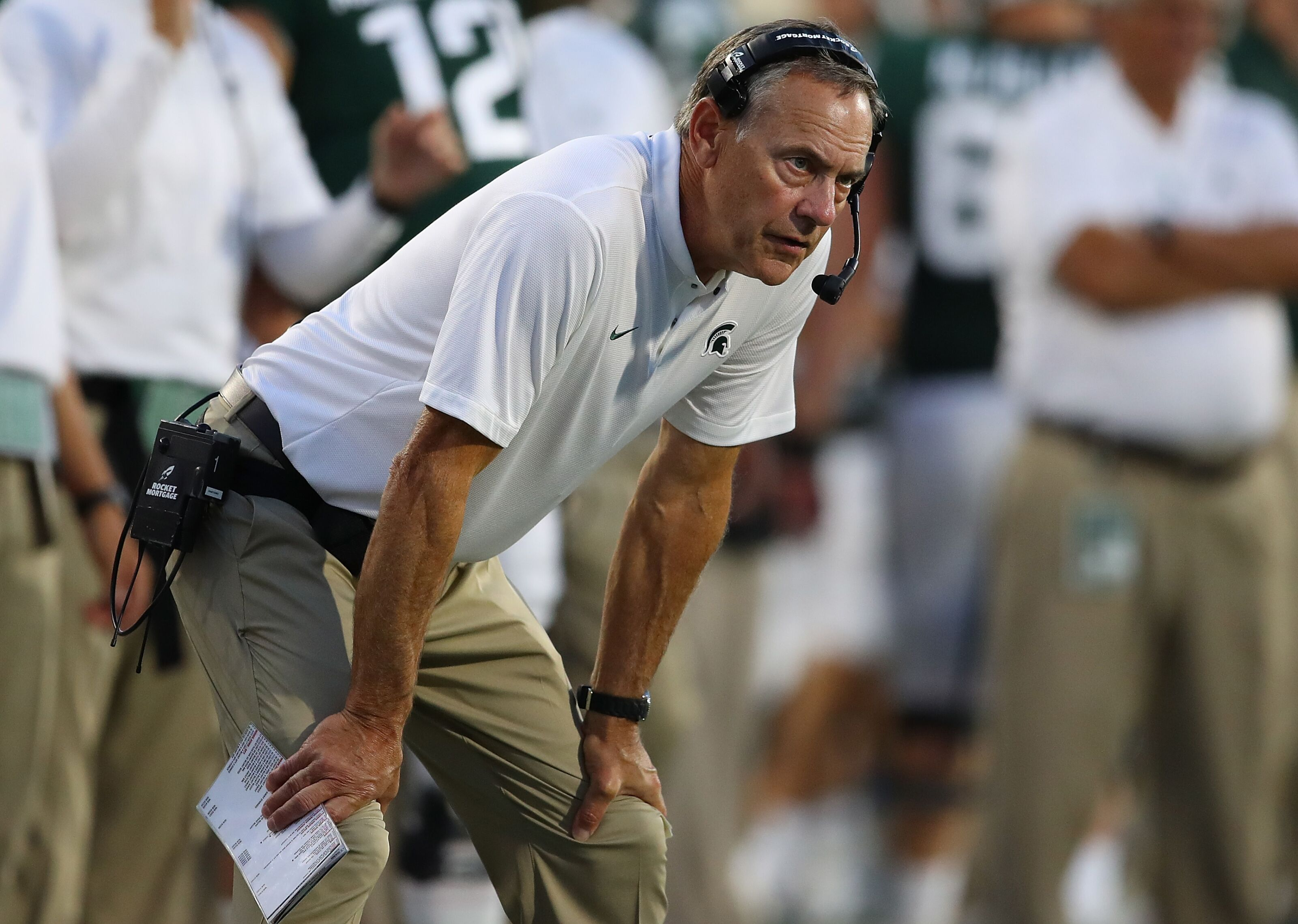 Michigan State Football: What to expect from Adam Berghorst in 2019