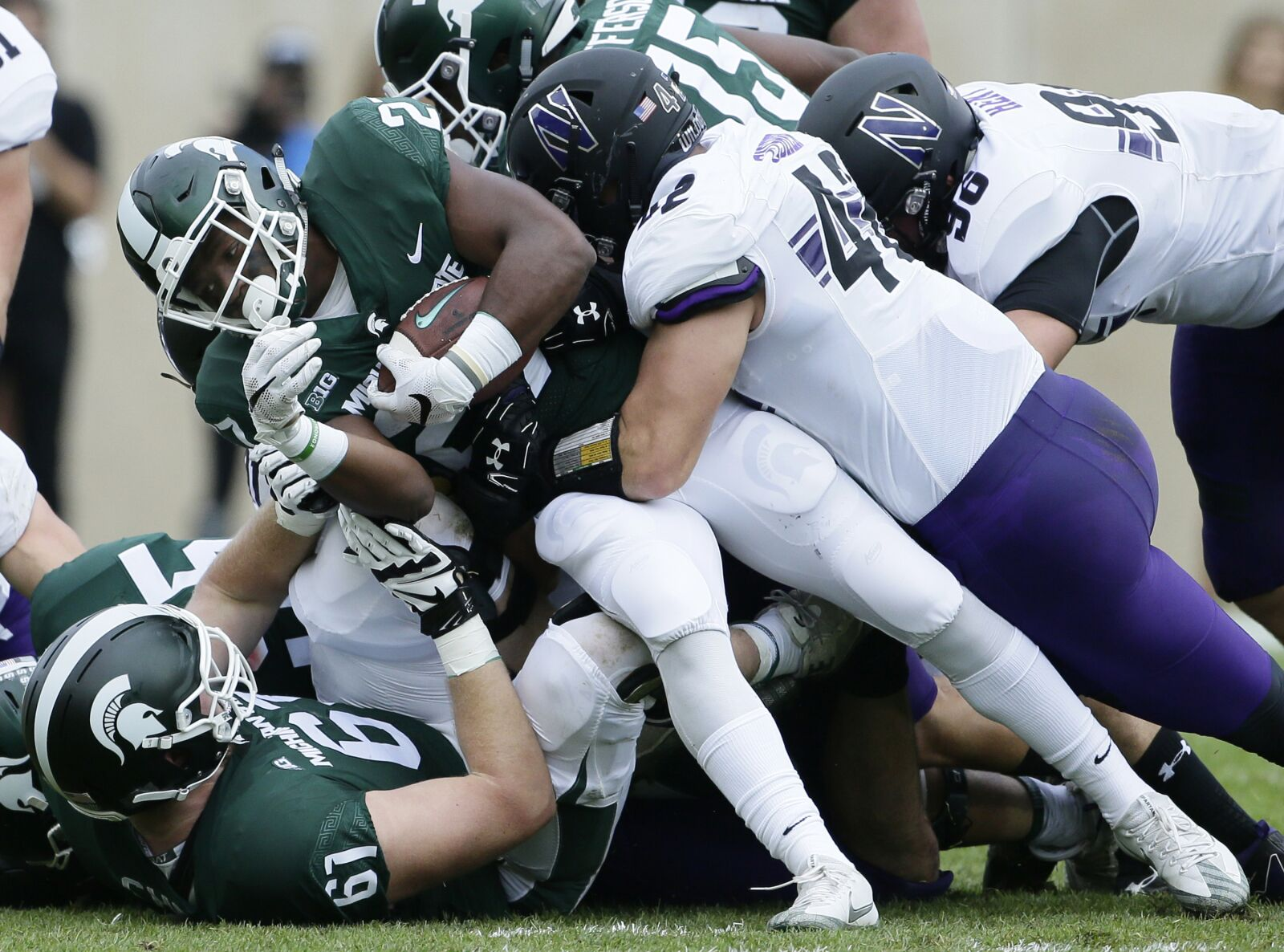 Michigan State Football: Weston Bridges' move to WR makes sense