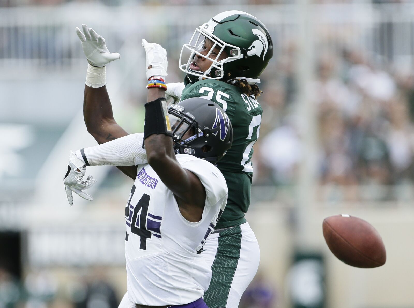 Michigan State Football: Can Spartans end skid against Northwestern?