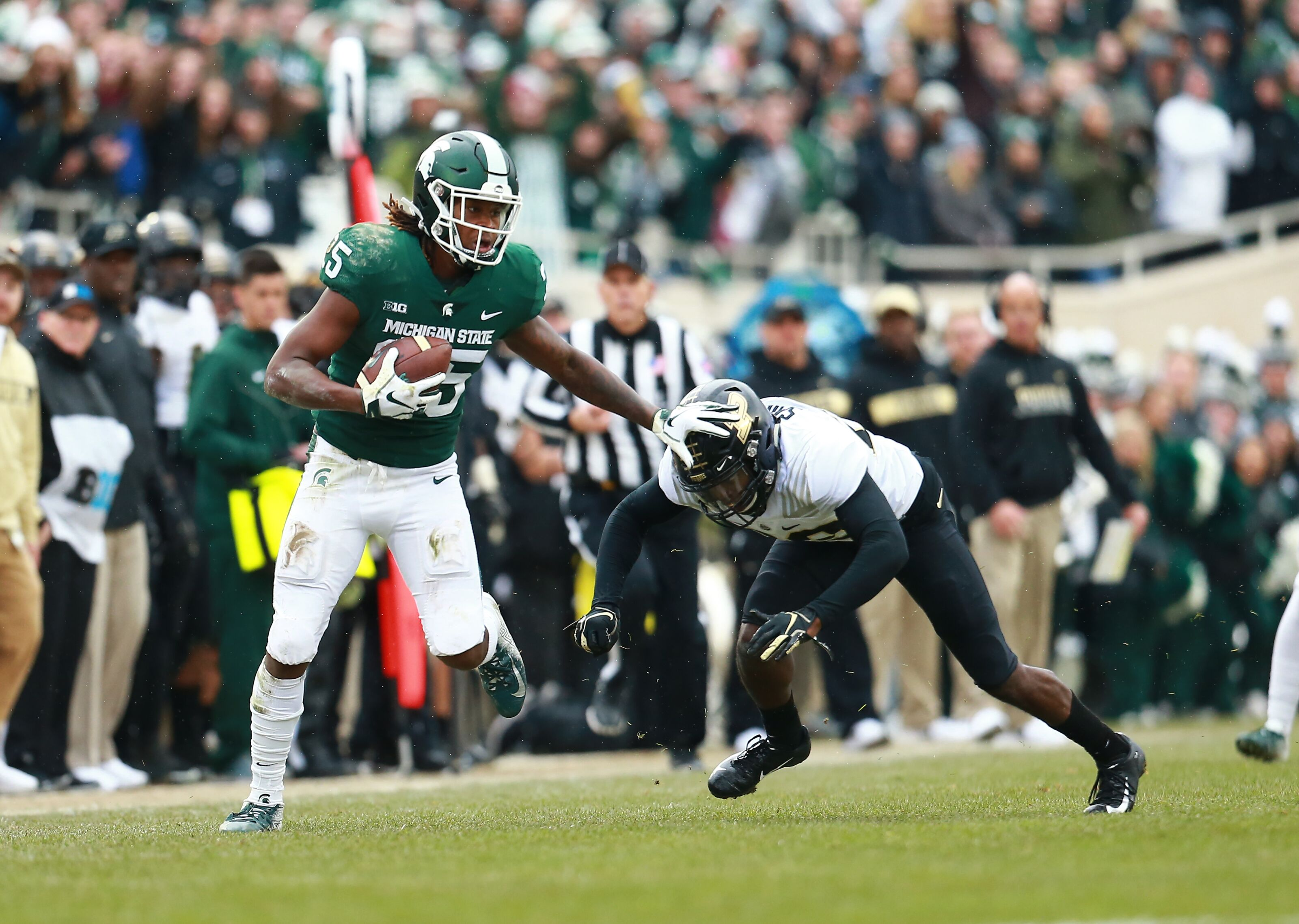 Michigan State football gets love in Phil Steele's 2019 Top