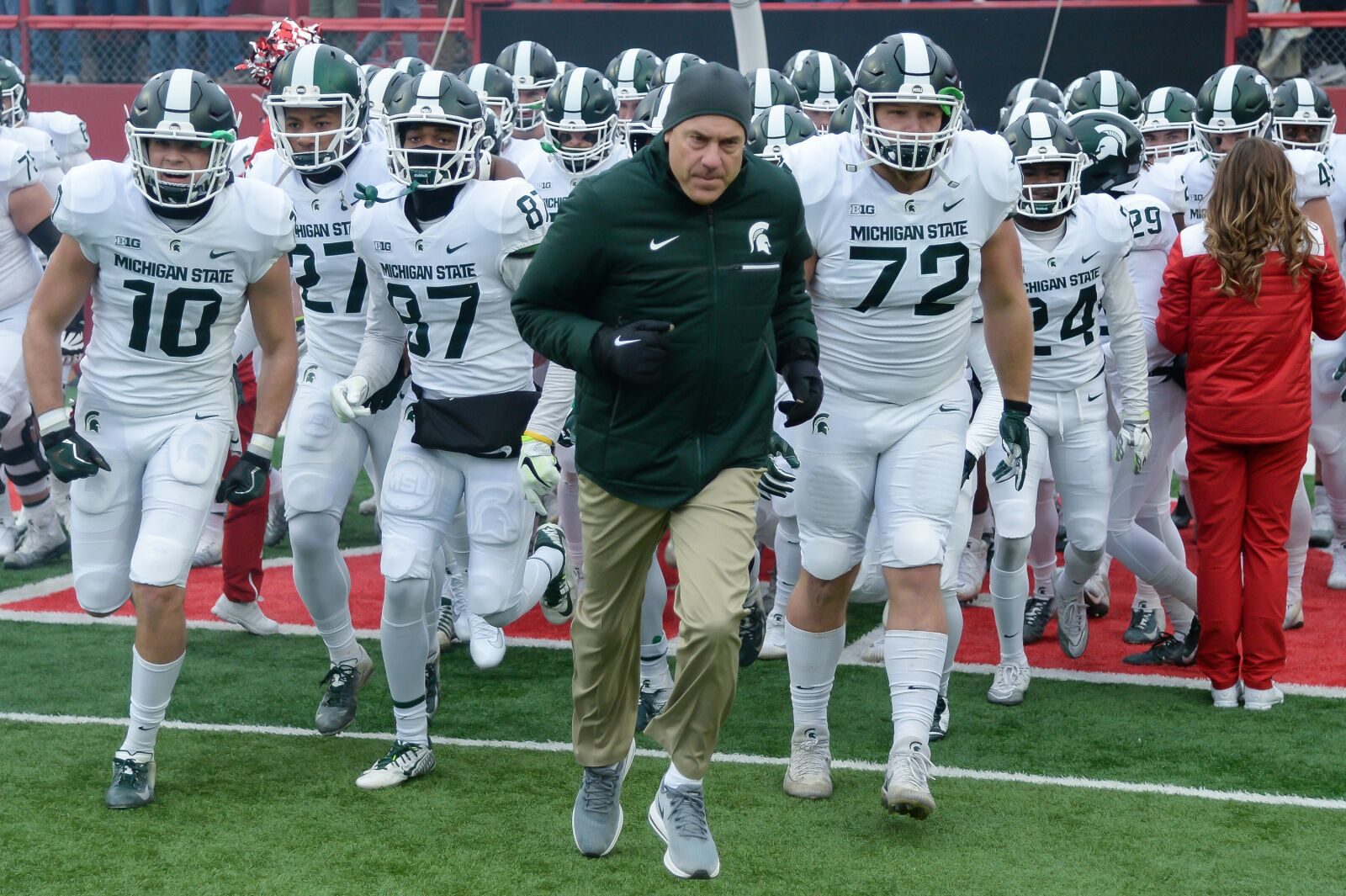 Michigan State Vs Oregon Live Stream Watch 2018 Redbox Bowl Online