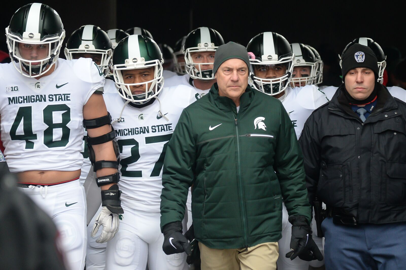 Michigan State Football: Is Anthony Williams Jr. the answer at RB?