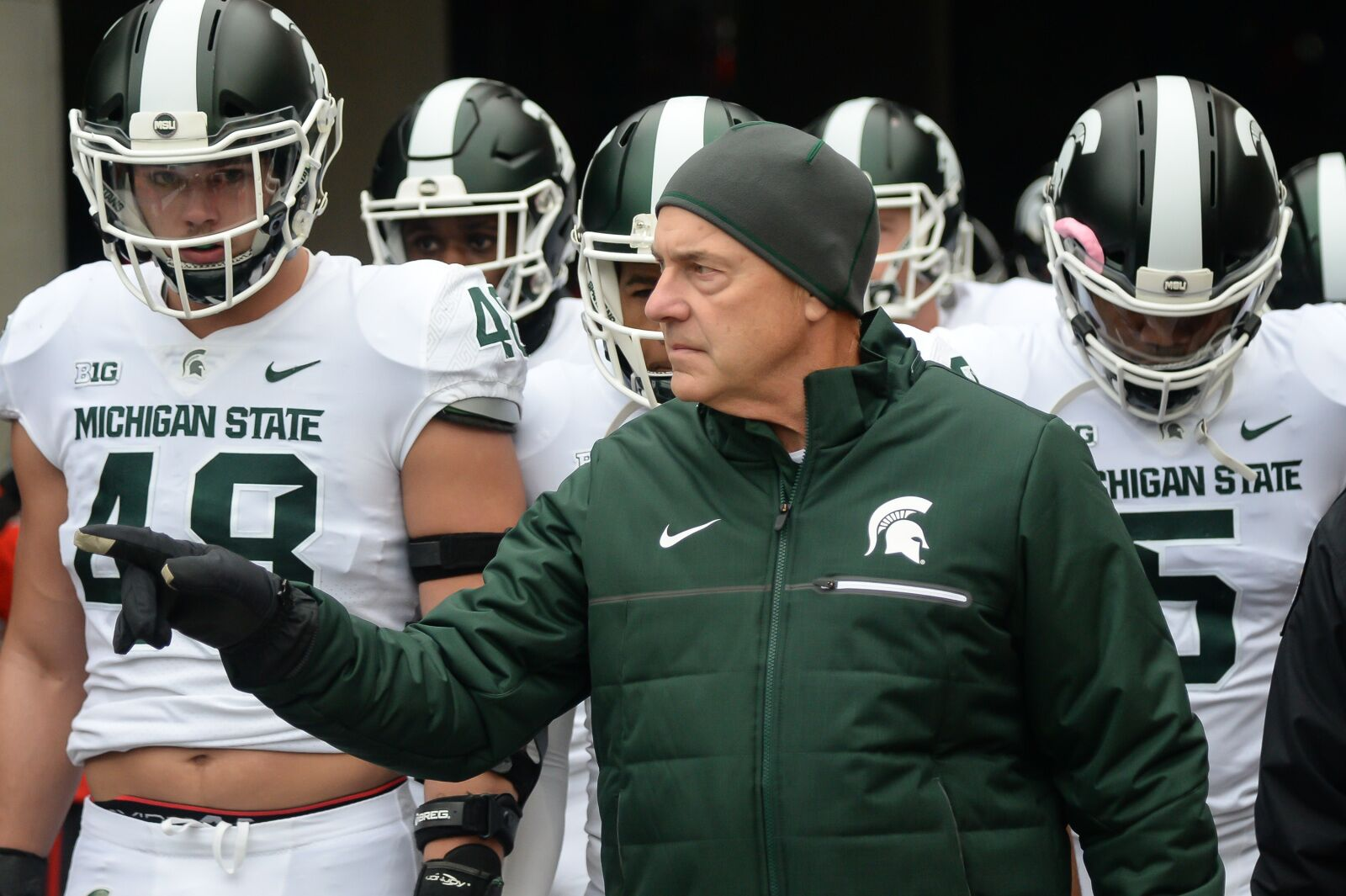 Michigan State Football: Jayden Reed is prize worth the extended wait