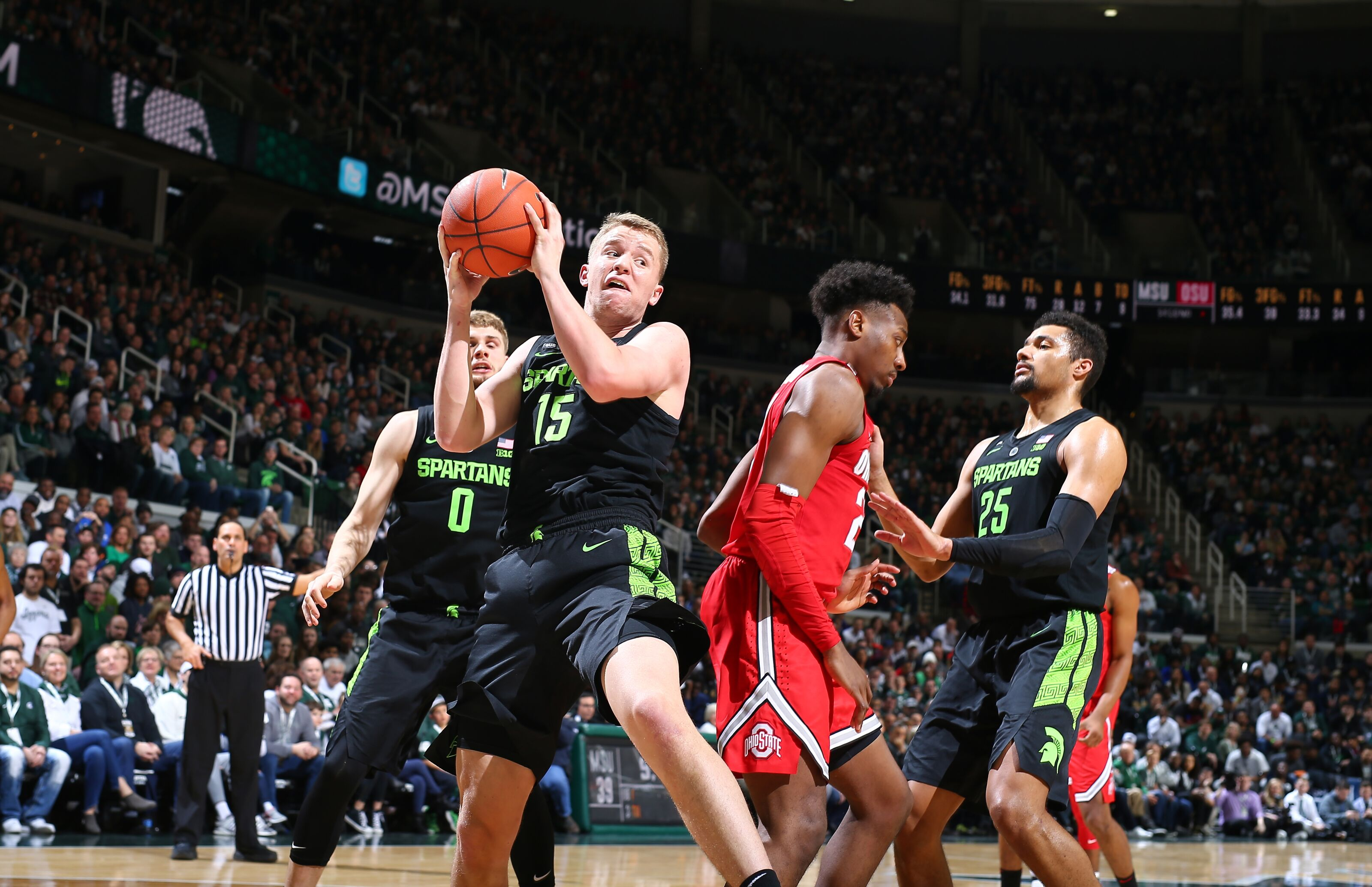 Michigan State Basketball: Who should start at PF in 2019-20?