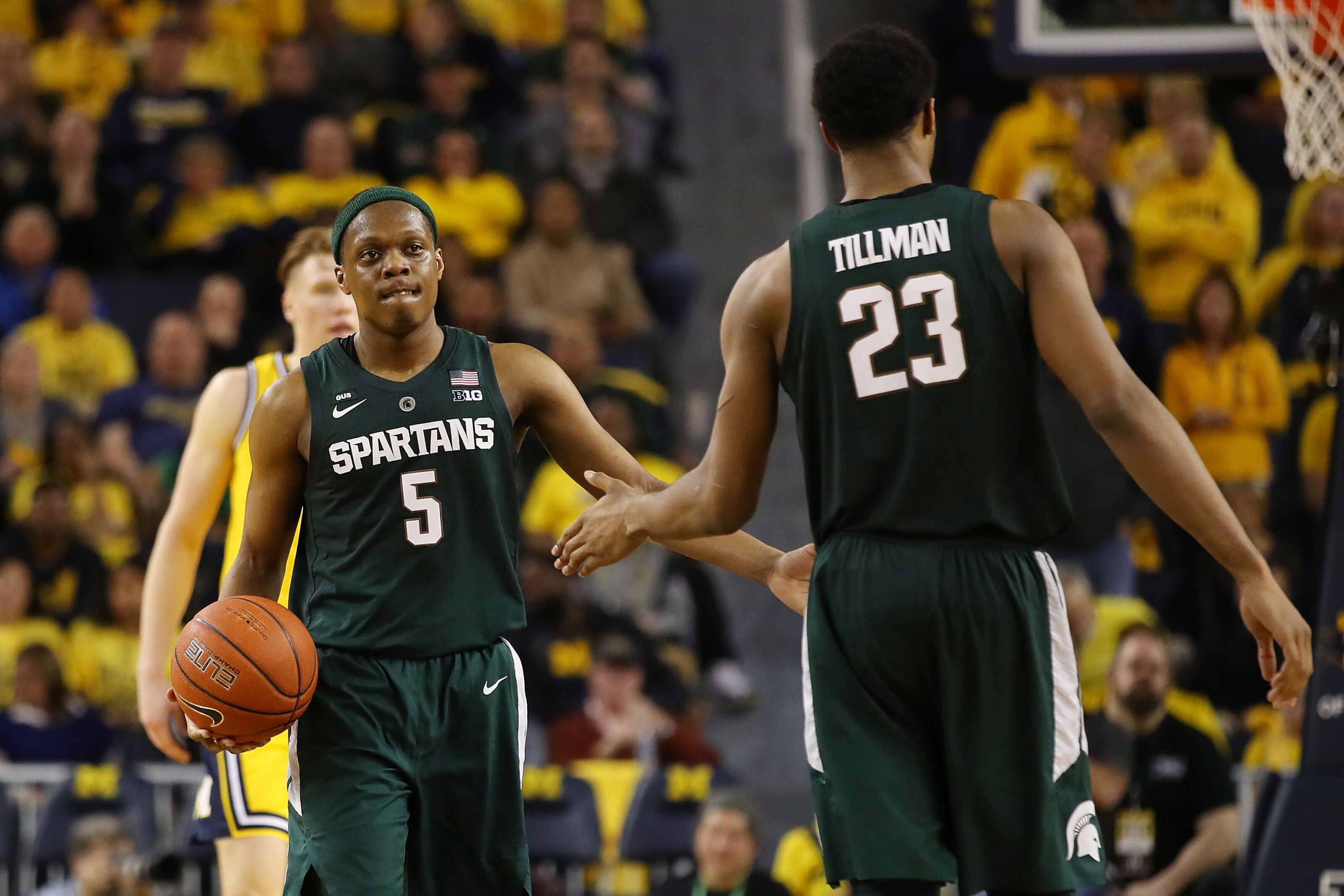 Michigan State Basketball: Breaking down loaded roster for 2019-20
