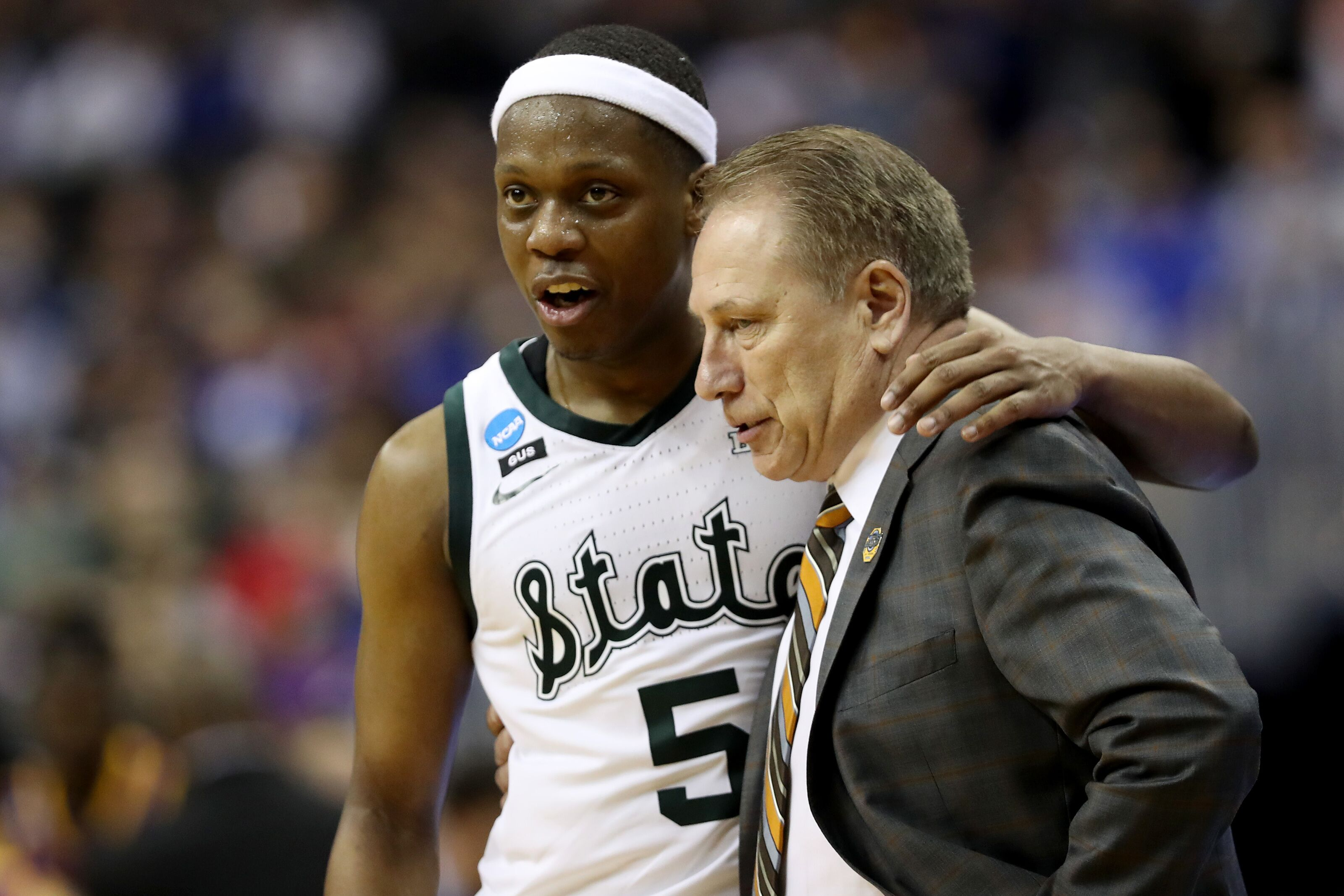 55048f79c36 Michigan State Basketball: 3 thoughts from Sweet 16 win over LSU