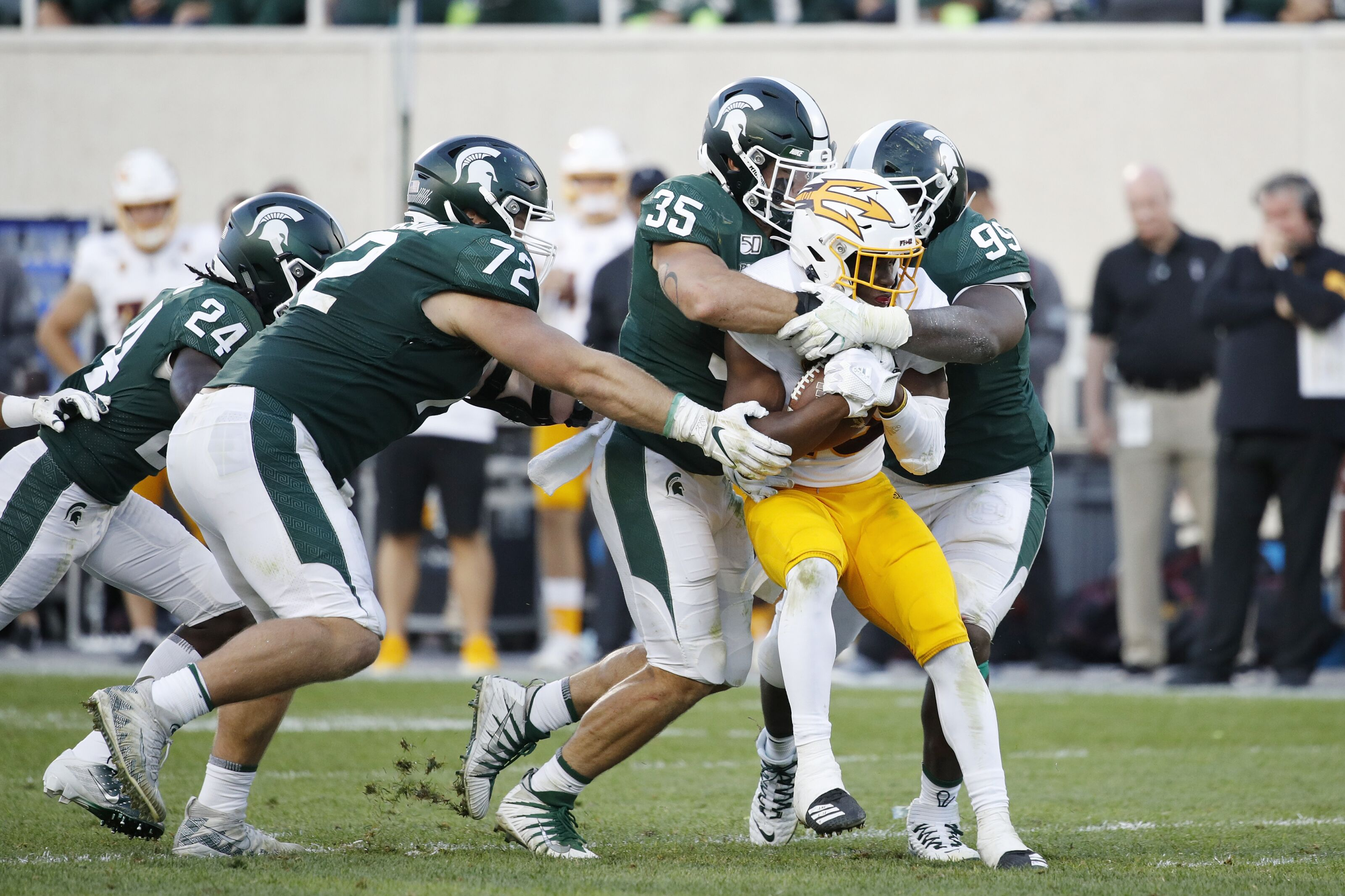 Michigan State Football: Where do Spartans go after Arizona State loss?