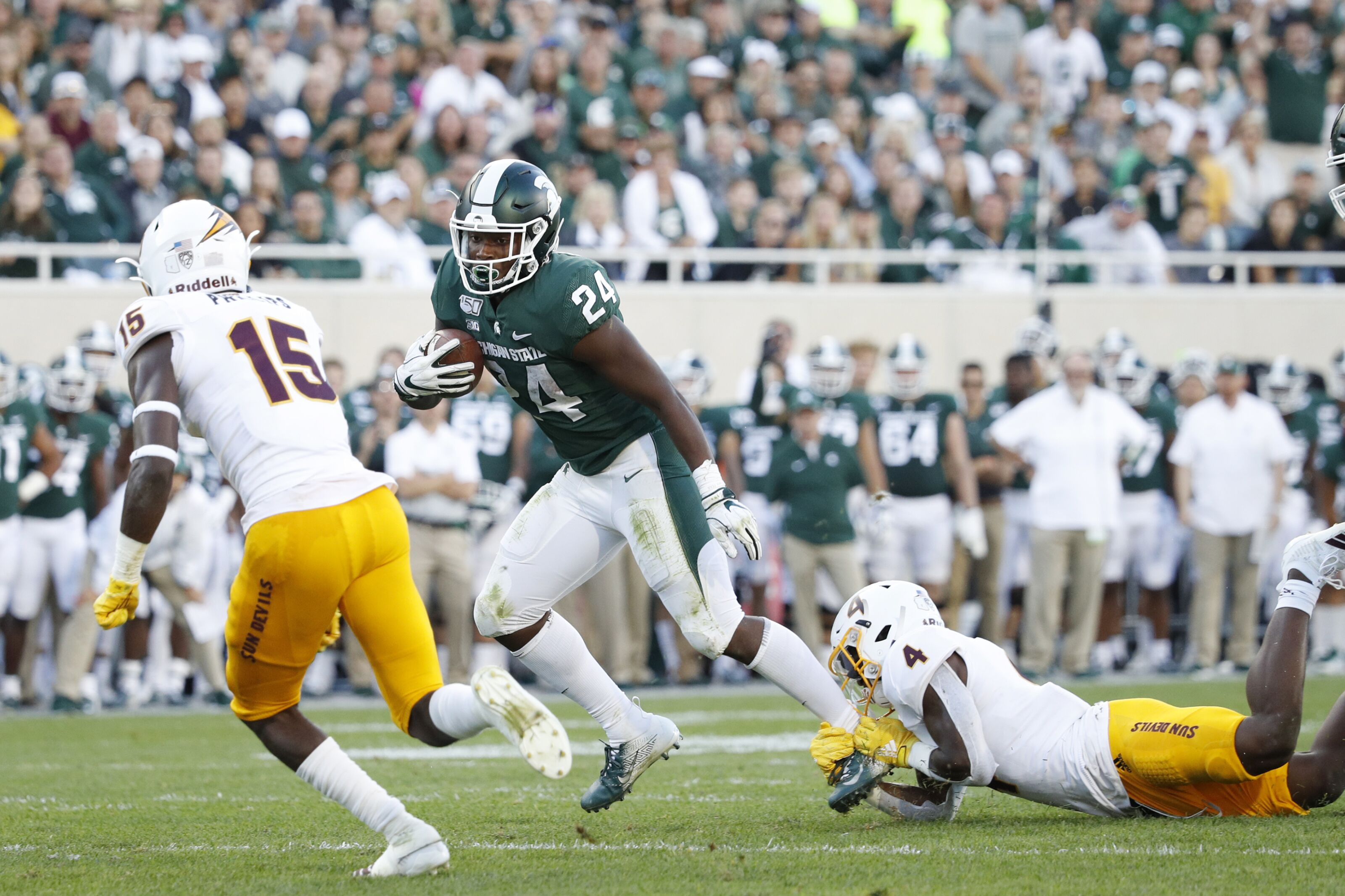 Michigan State Football Mailbag: What are reasonable expectations moving forward?