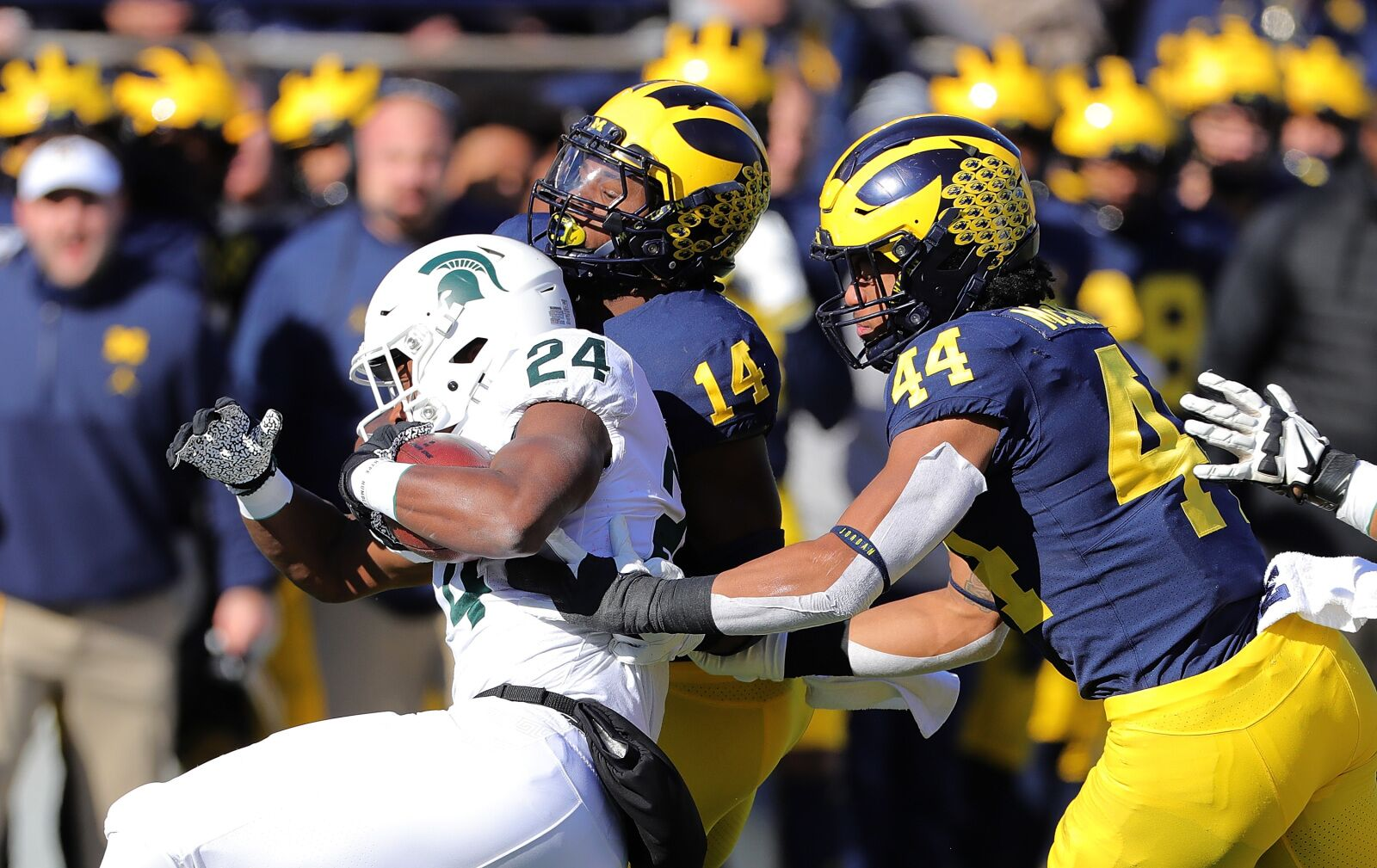 Michigan State Football: 3 takeaways from ugly loss at Michigan