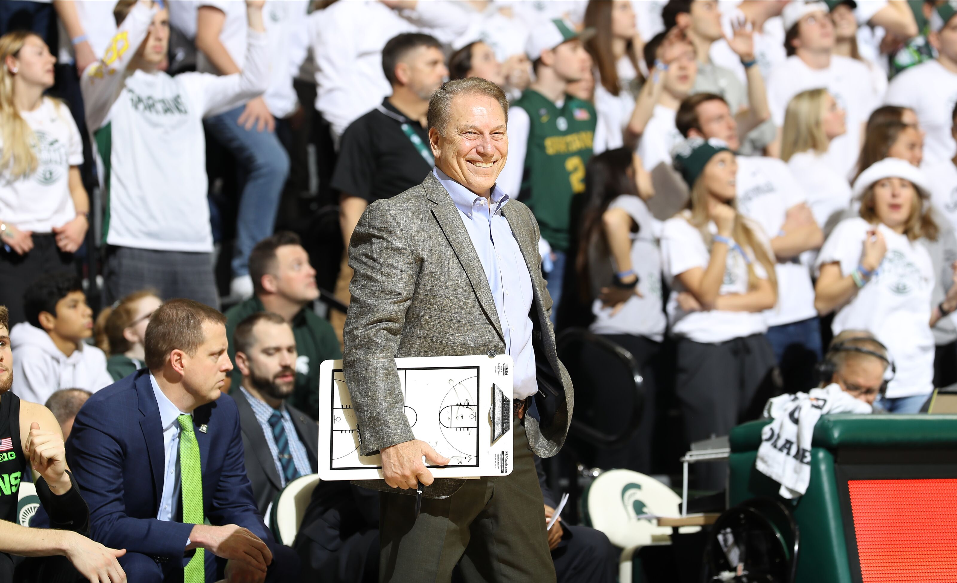 Michigan State Basketball: Could 5-star C Moussa Cisse be serious 2021 option?