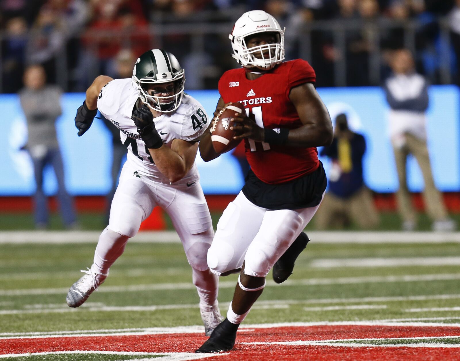 Michigan State Football: Is Kenny Willekes the best DL in Mark Dantonio era?