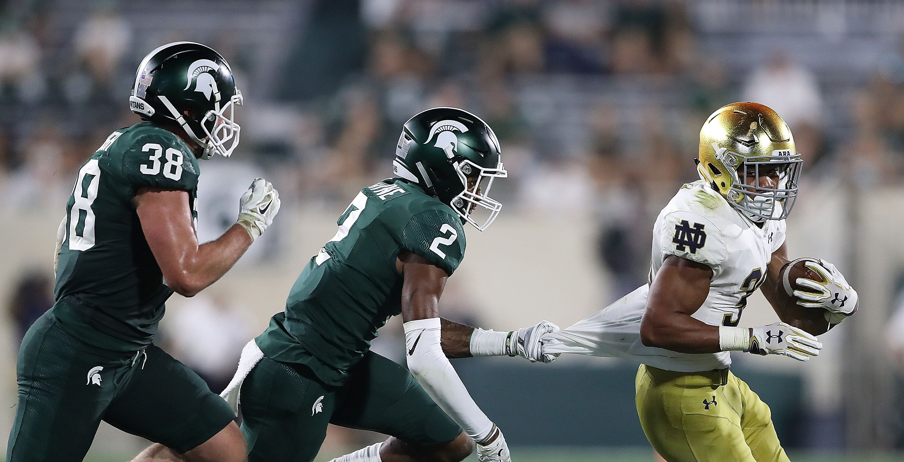 Michigan State Football Early Ranking Of Top 2019 Nfl