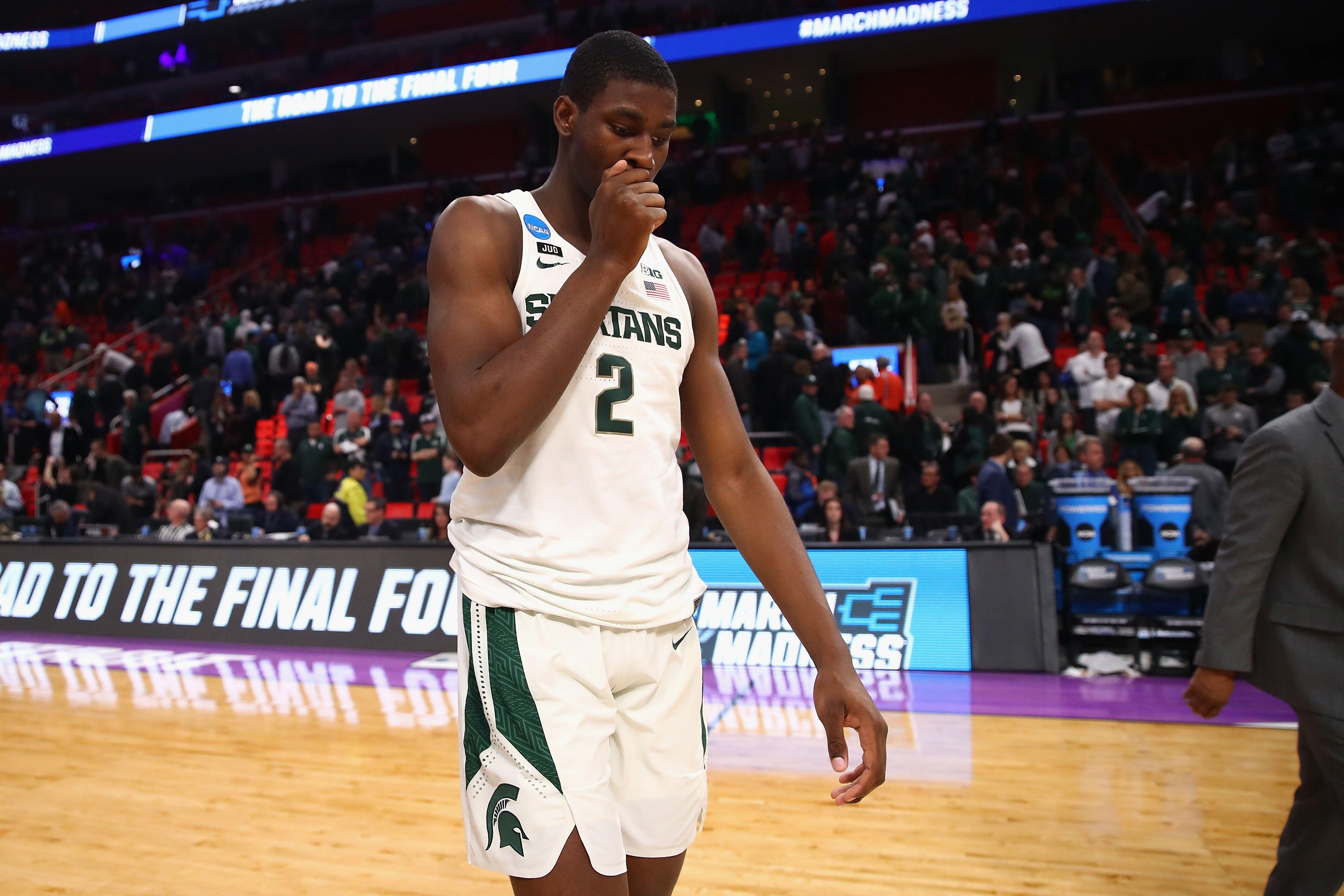 a9d4d69c2267 Michigan State Basketball  Jaren Jackson Jr. leaned toward 2018-19 return