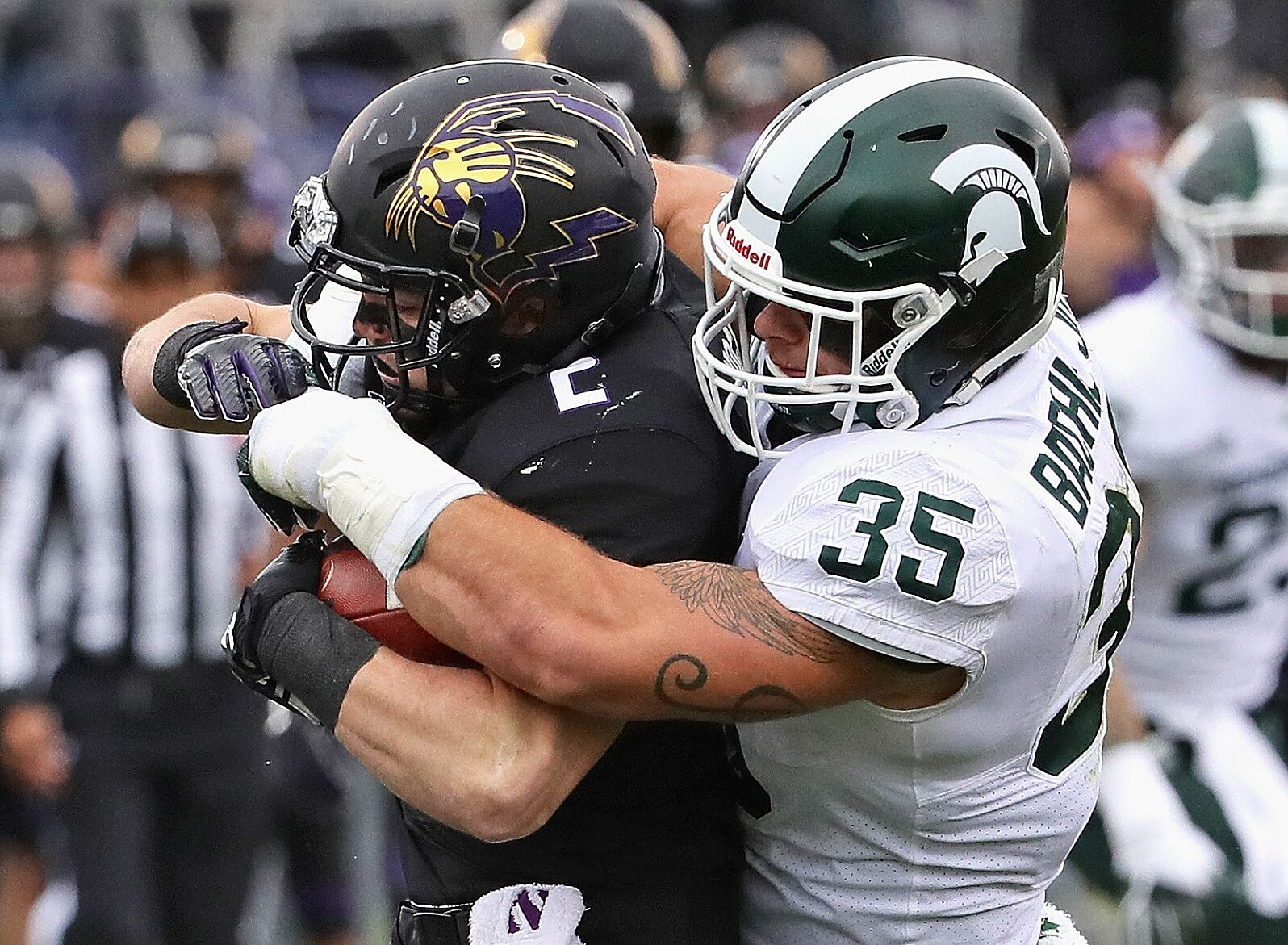 Michigan State Football: 5 biggest storylines after spring