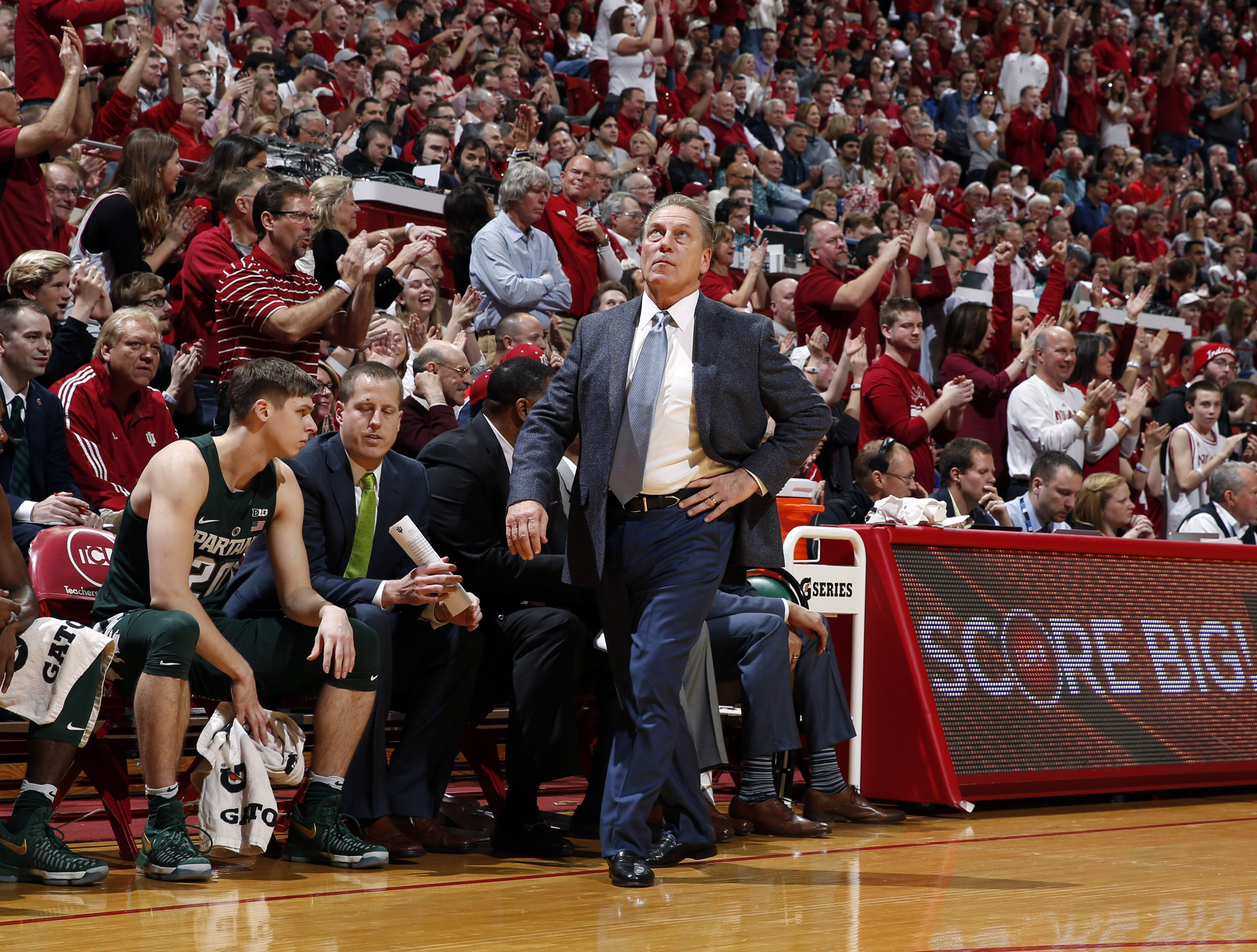 Purdue vs Michigan State live stream: How to watch online
