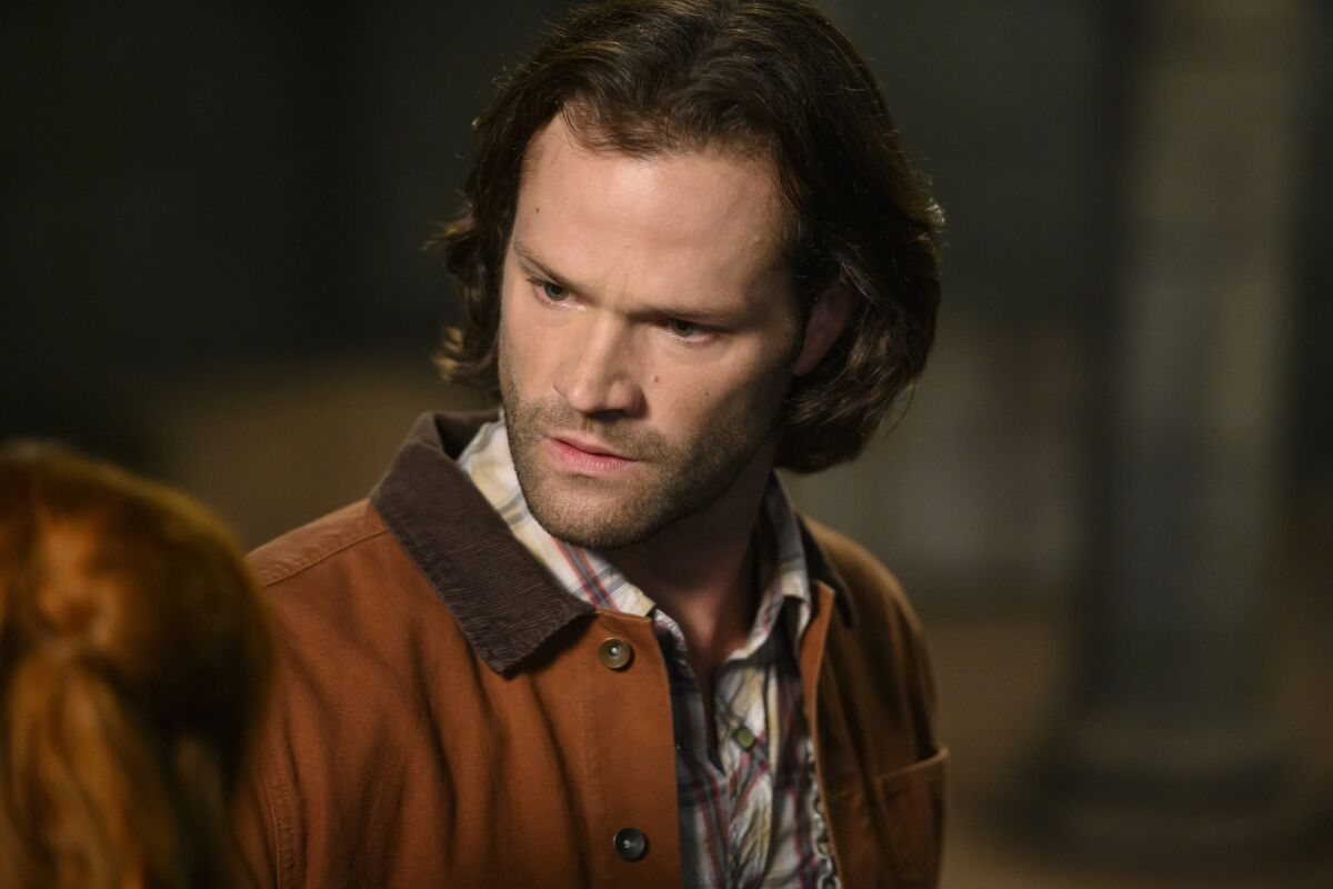 Does Supernatural's Sam now have a cosmic link to God?