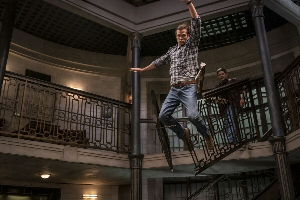 Supernatural Season 15, Episode 5 images: Very little to help us guess