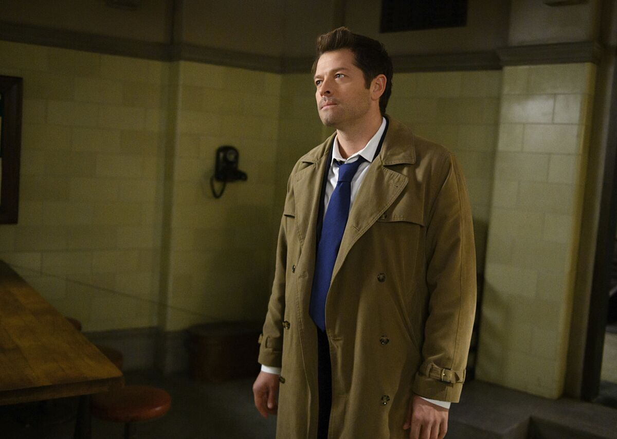 5 things we need from Castiel in Supernatural Season 15