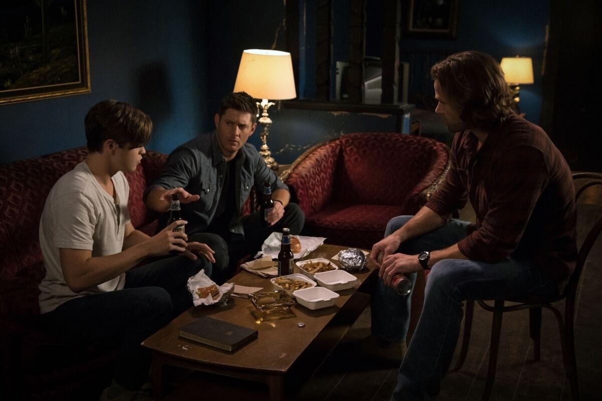 Review Supernatural Season 13 Episode 2 The Rising Son