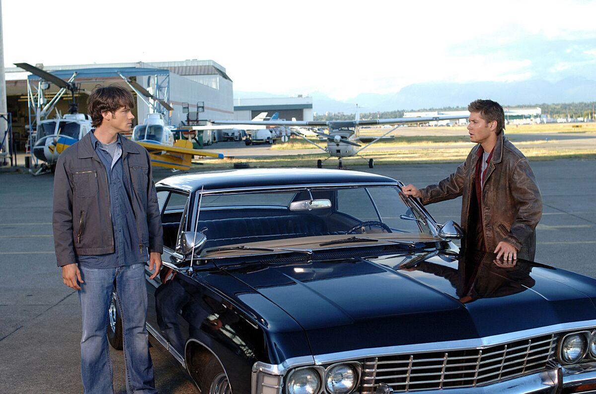 Driver Picks The Music Of Supernatural - Supernatural show car