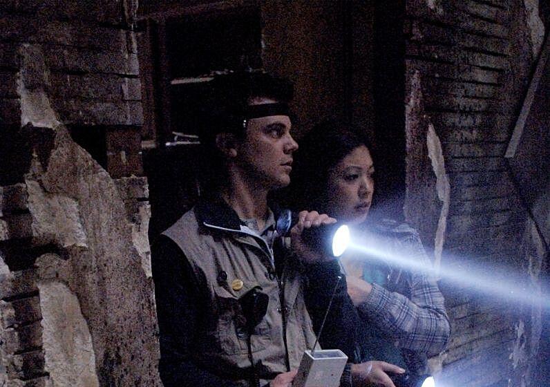 supernatural ghostfacers meet castiel episode