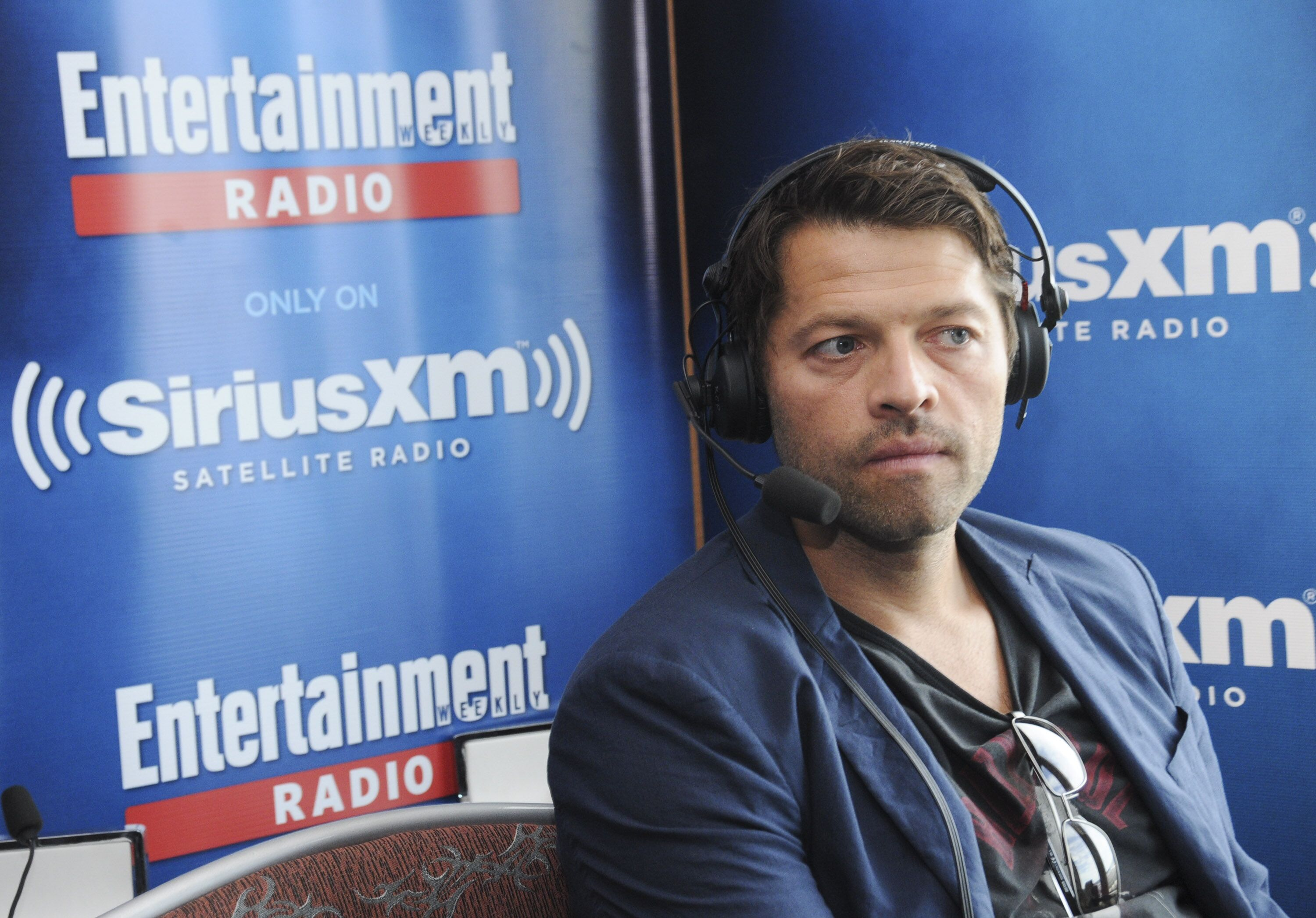 Supernatural Season 15: Misha Collins talks about the moment they announced the ending