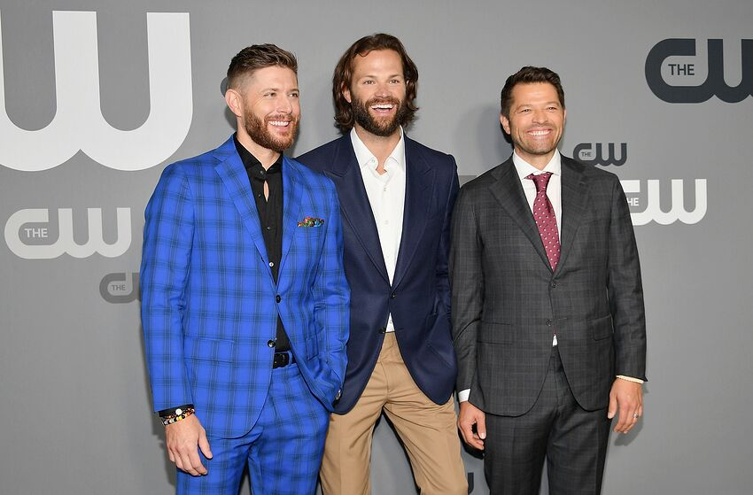 Supernatural stars heading to speak to the writers about Season 15