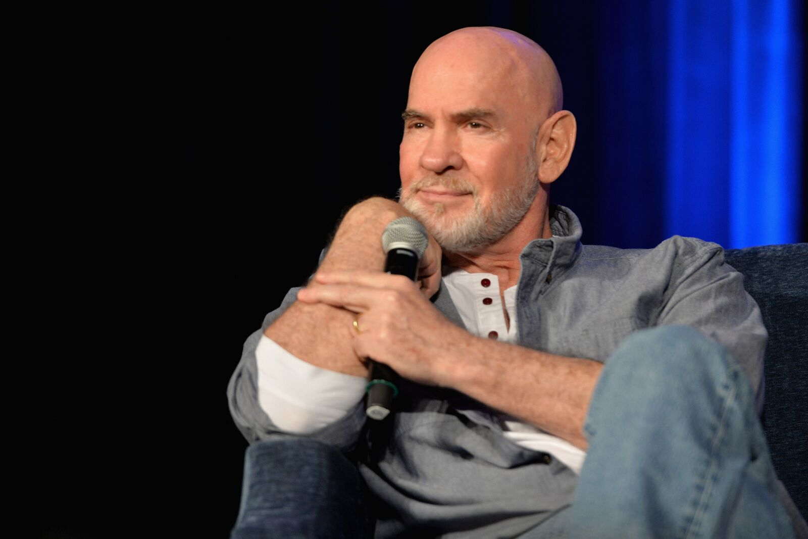 Mitch Pileggi joining Supergirl Season 5 in ancient alien role
