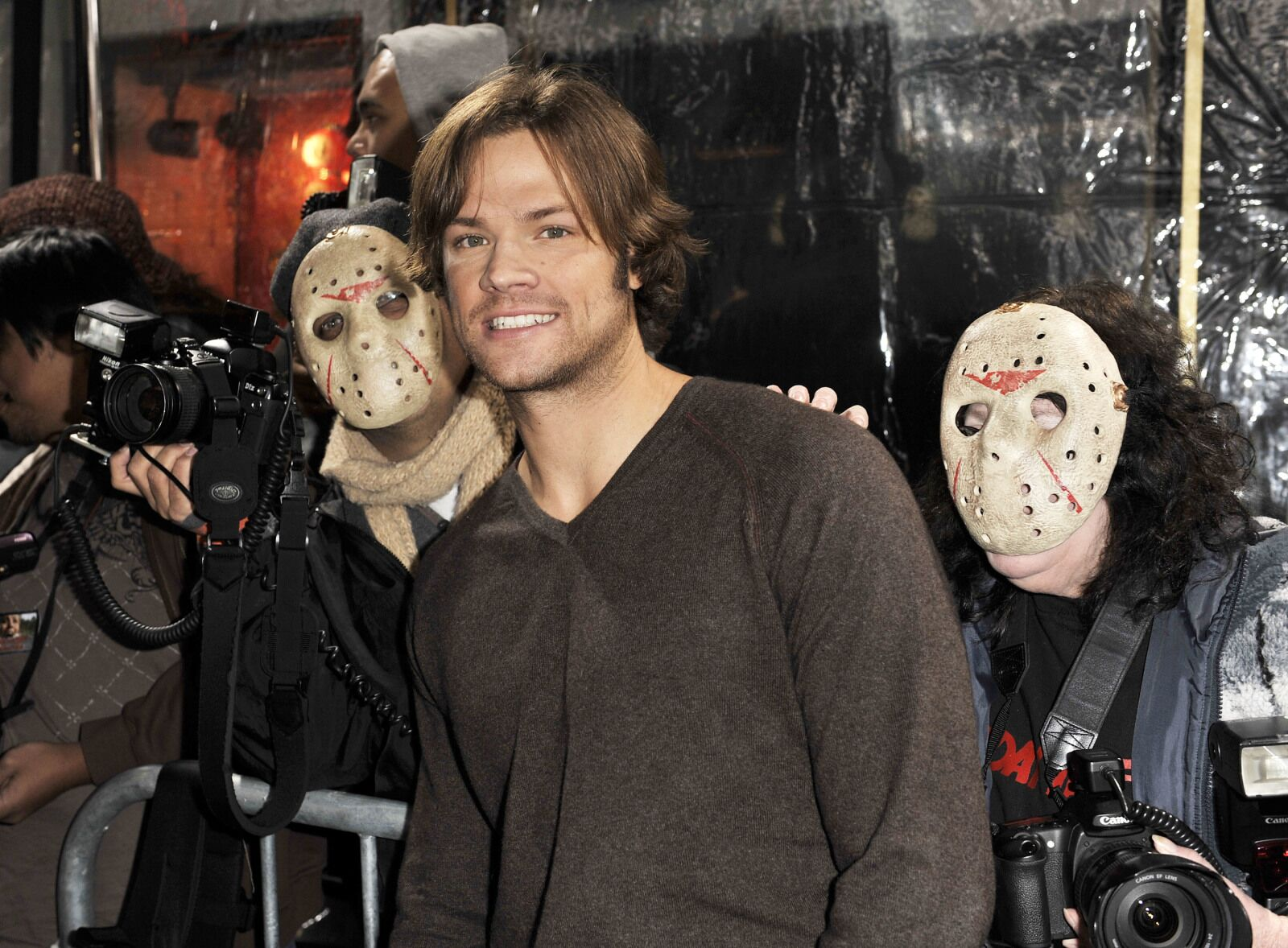 Friday the 13th with Jared Padalecki coming to Netflix in April