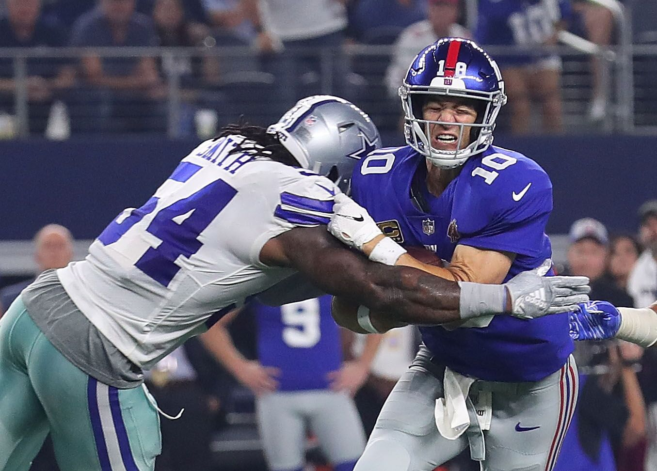 044e9bb4fe7 Dallas Cowboys dominate New York Giants in Week Two
