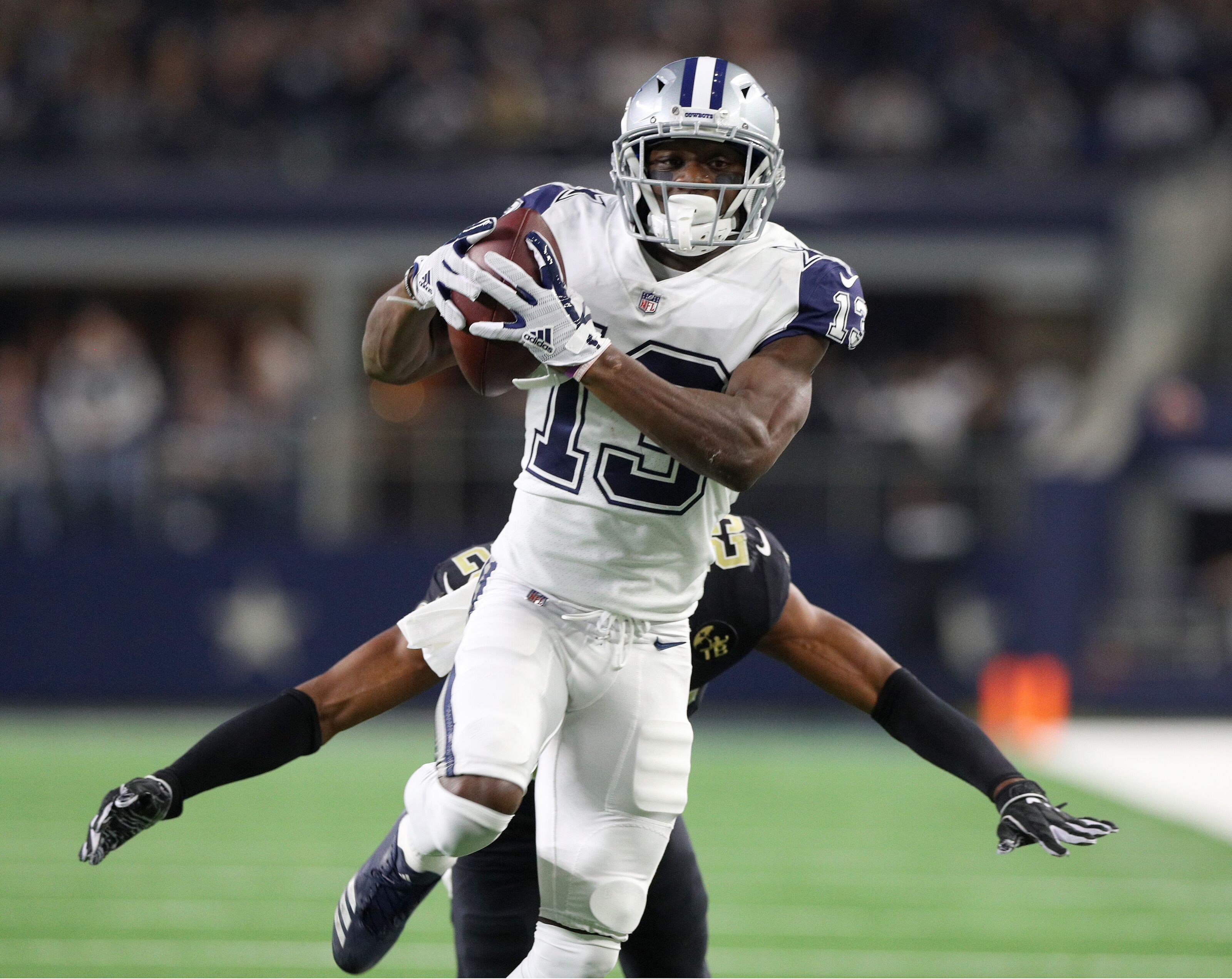 100% authentic 1bc69 20c53 Dallas Cowboys: Why Michael Gallup will lead the team in TDs ...
