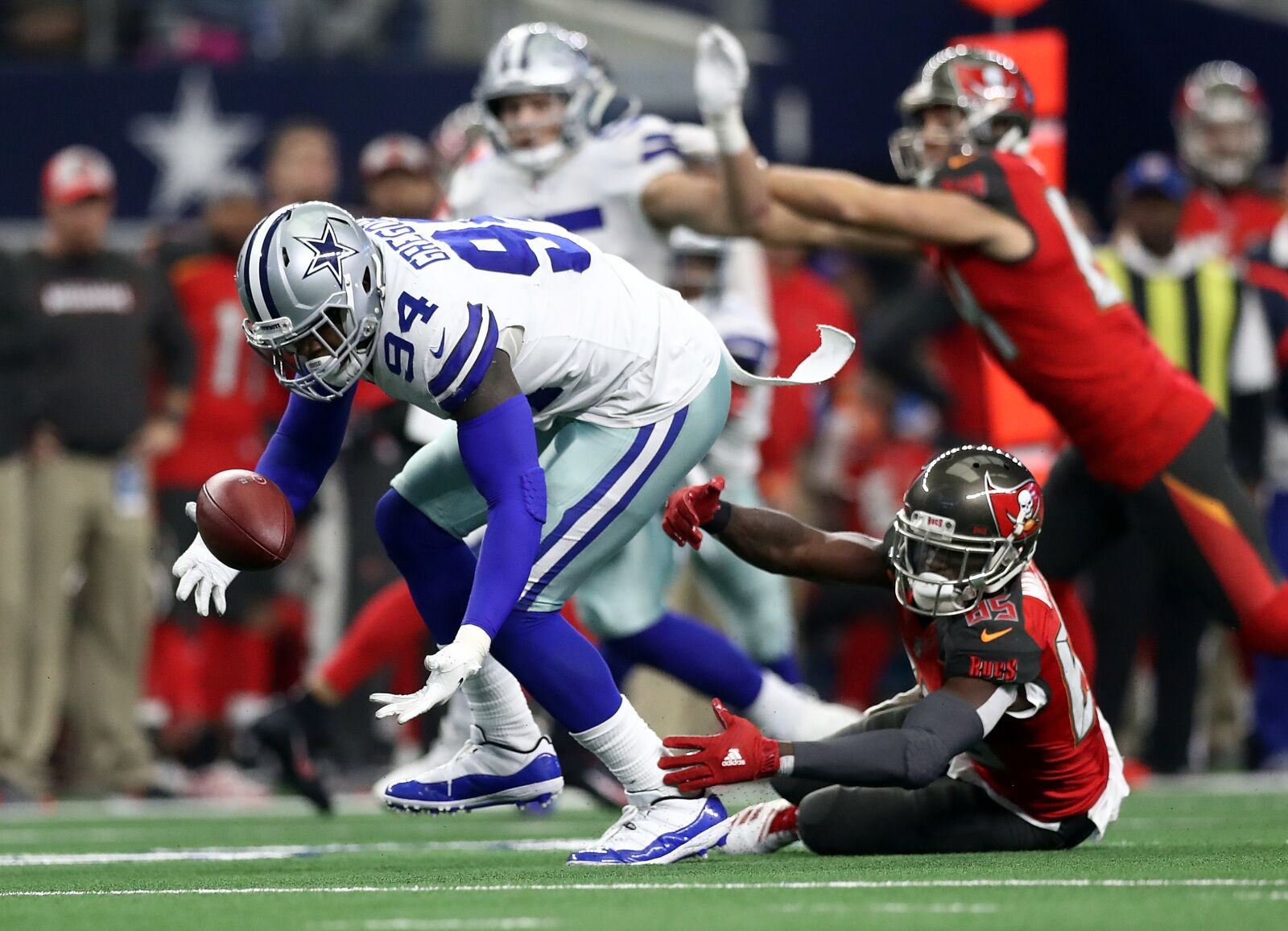 a936d2a2a Dallas Cowboys  Randy Gregory is the best player everybody hates