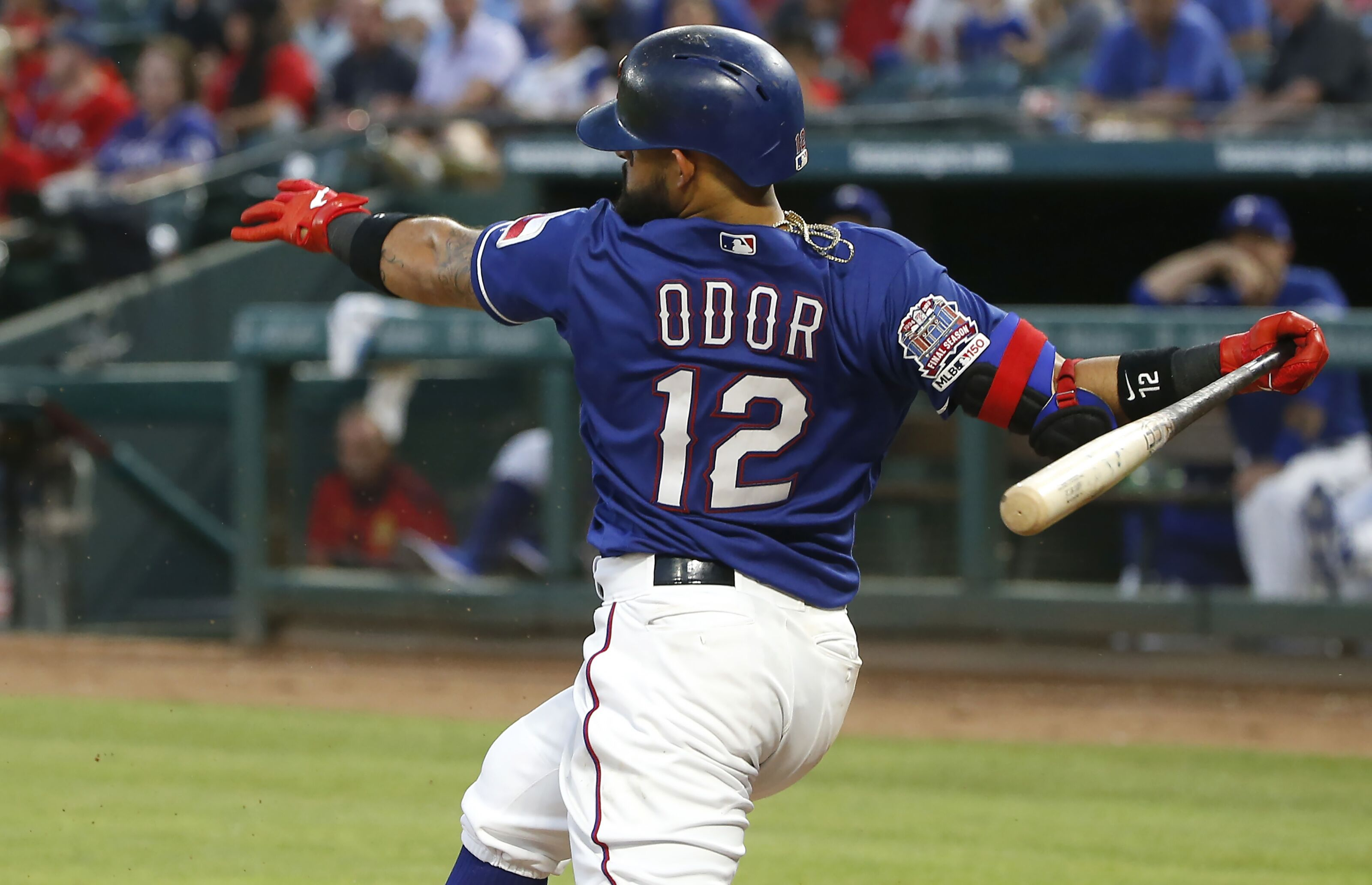 Texas Rangers: 2020 Positions Up For Grabs