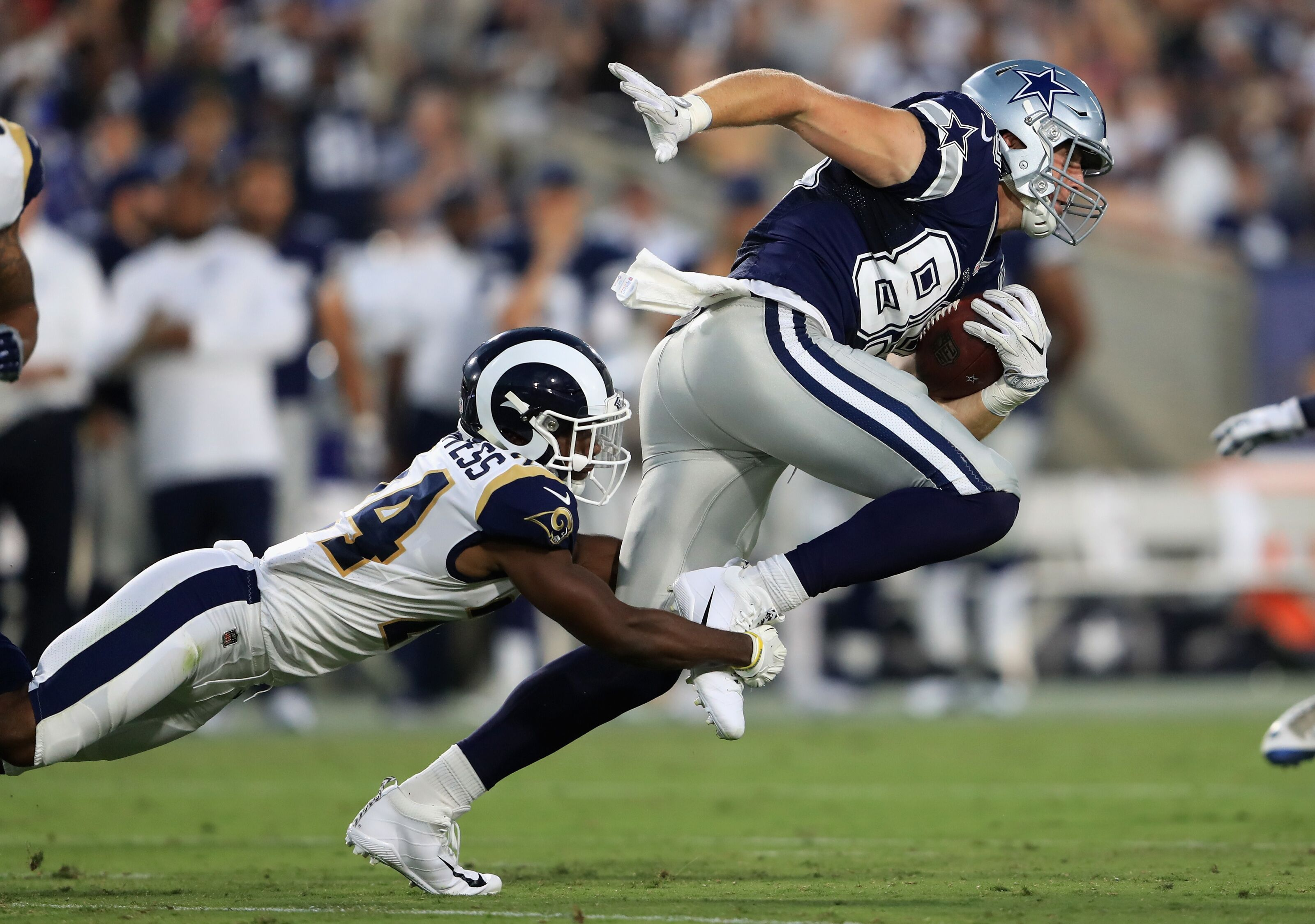 7b78ca466f5 Cowboys: Blake Jarwin is the tight end we should be watching