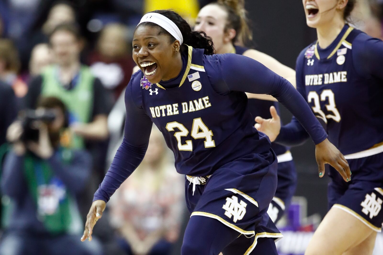 Dallas Wings Arike Ogunbowale makes a strong case for rookie of the year