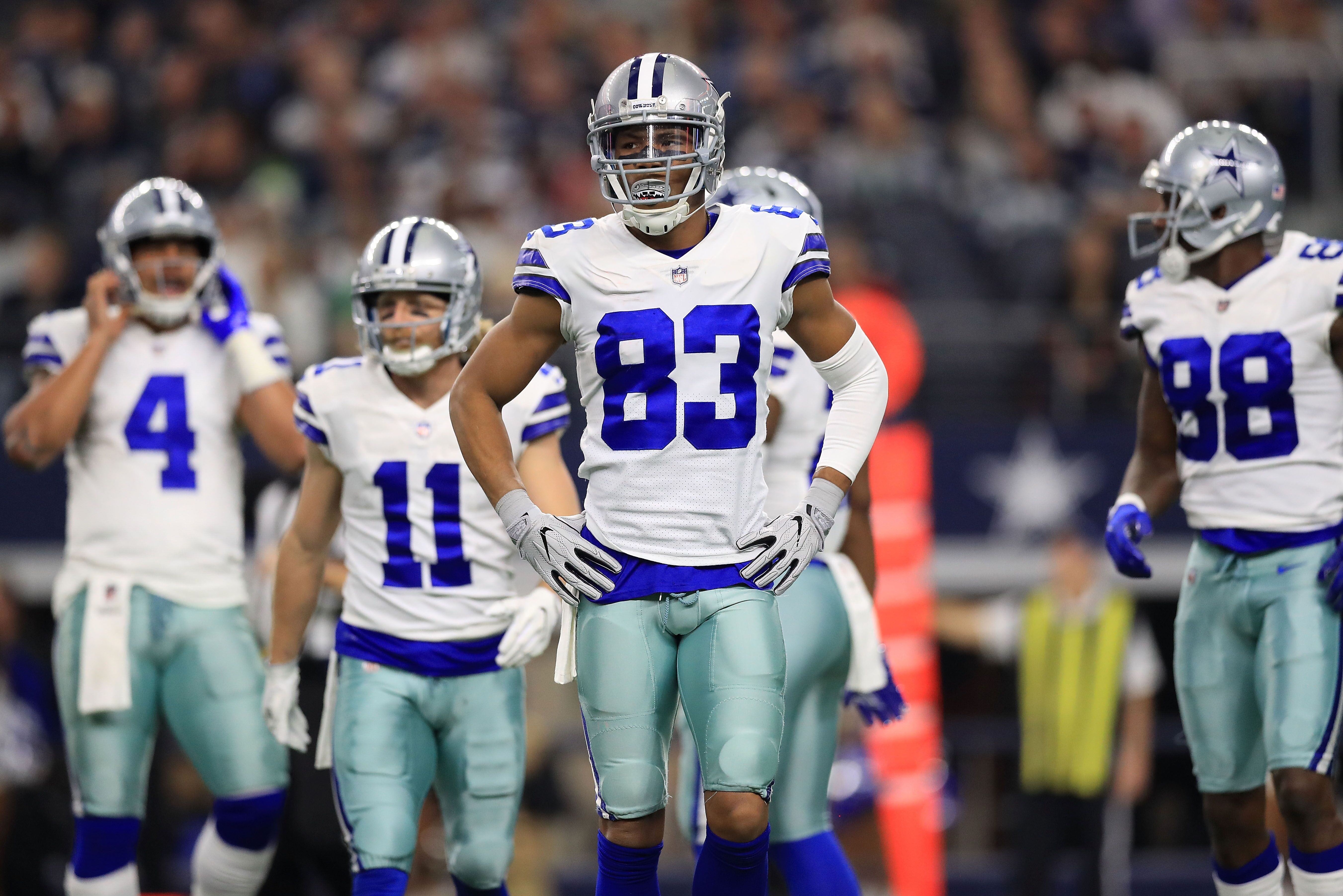 Dallas Cowboys  Terrance Williams suspension looming  177fb6796