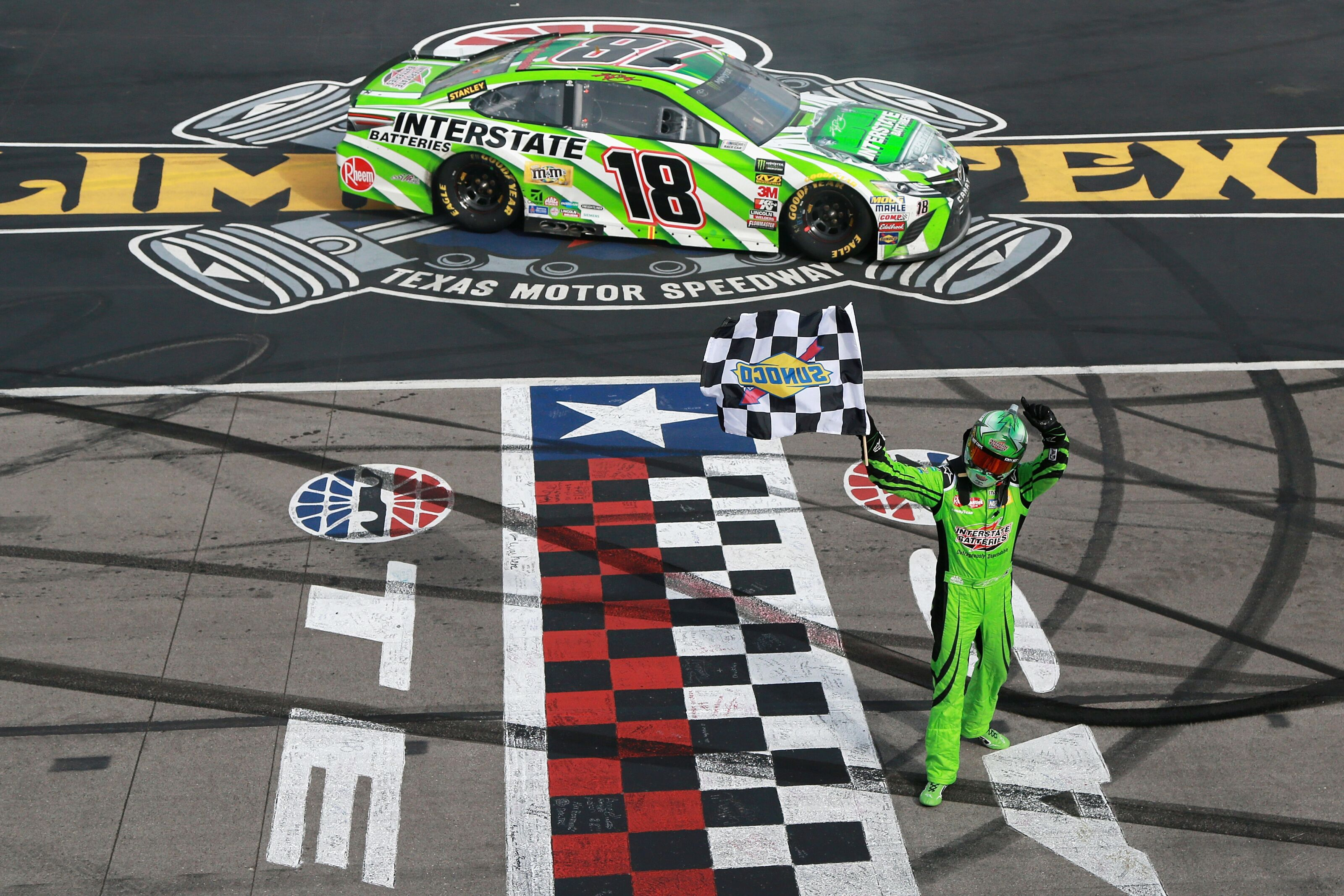 Nascar 2018 o 39 reilly auto parts 500 at texas motor speedway for Nascar tickets for texas motor speedway