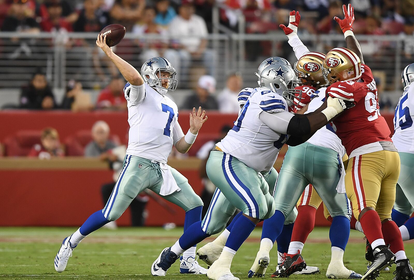 f7ccfe76a Dallas Cowboys 53-man roster projection 3.0: Would you rather…