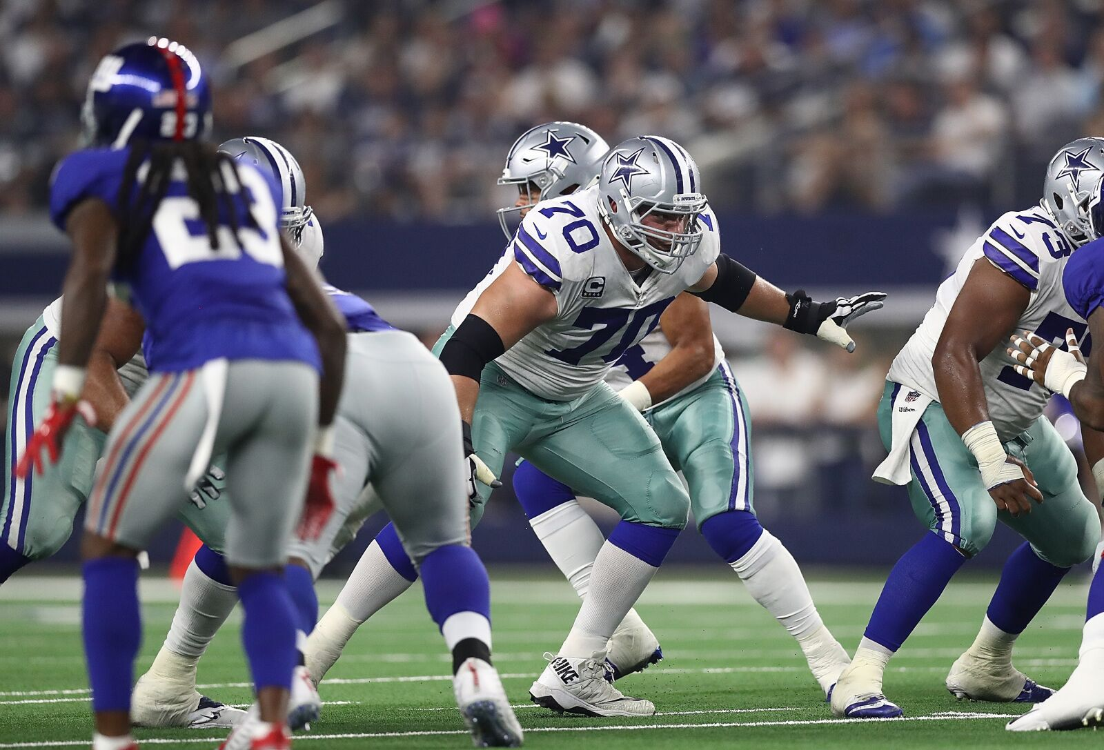 Dallas Cowboys: Is it Time to Rebuild the Offensive Line?