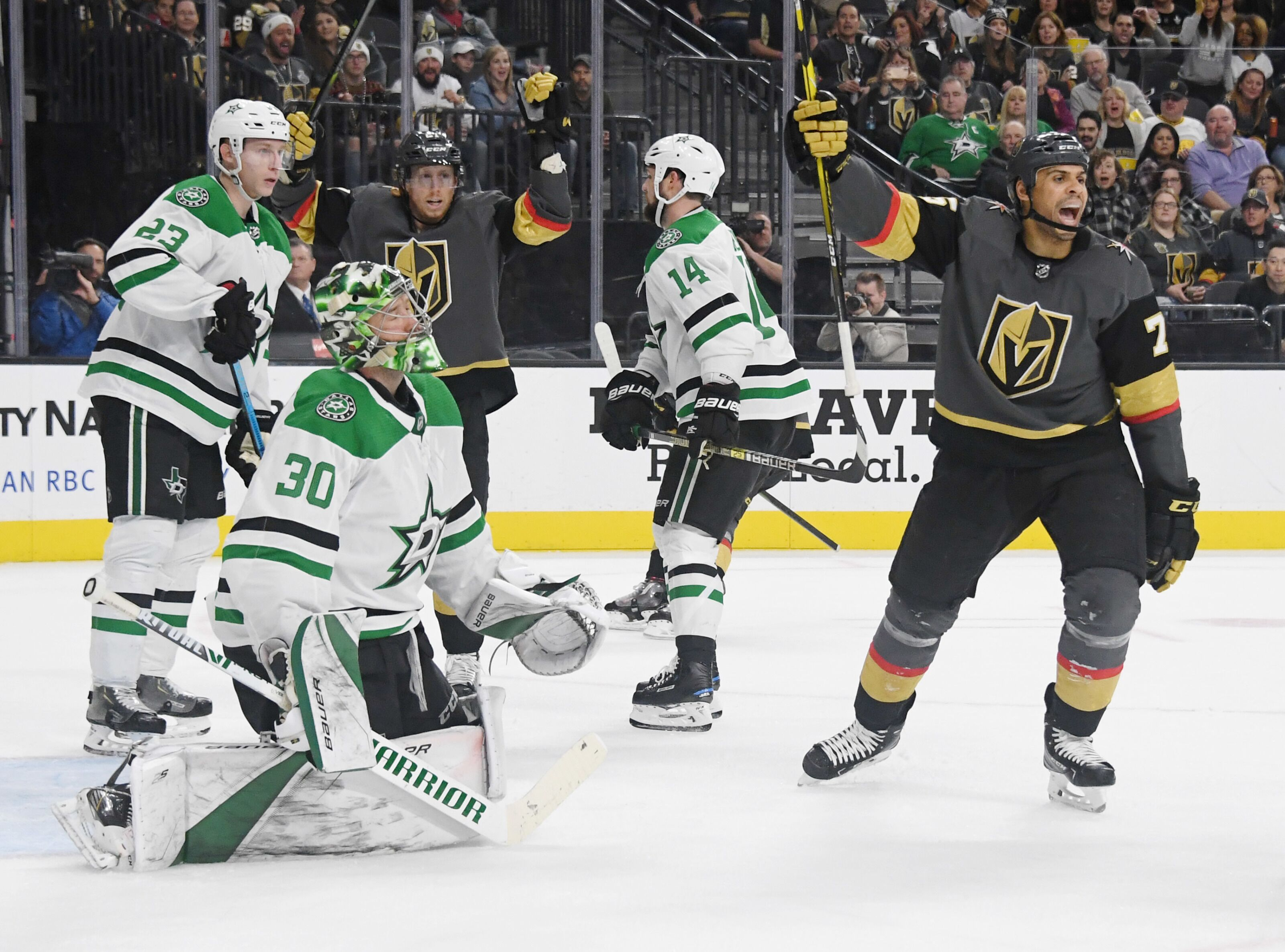 Cluster of road games may make for a hard month for the Dallas Stars