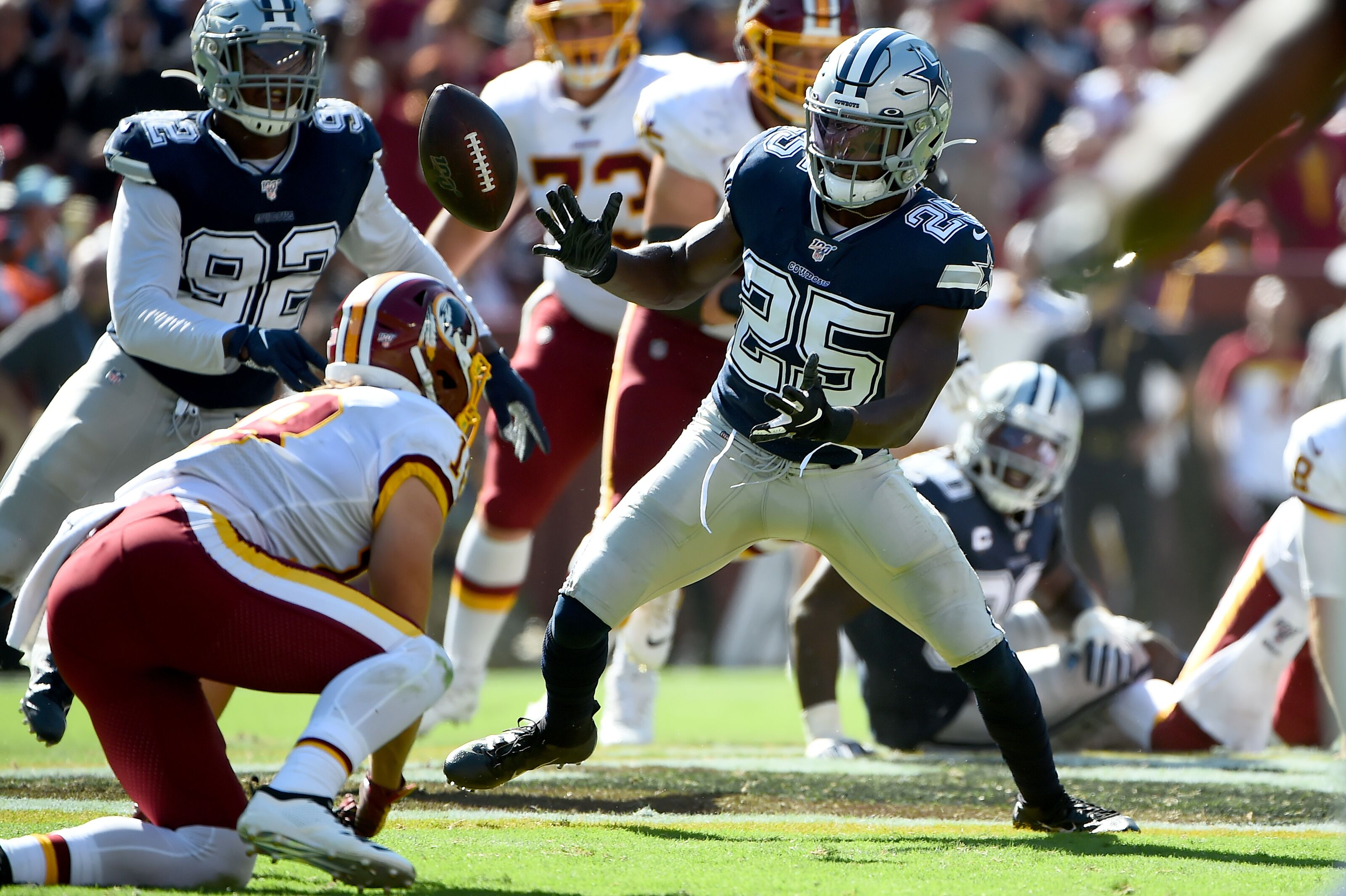 Dallas Cowboys: How they handle injuries in Week 3