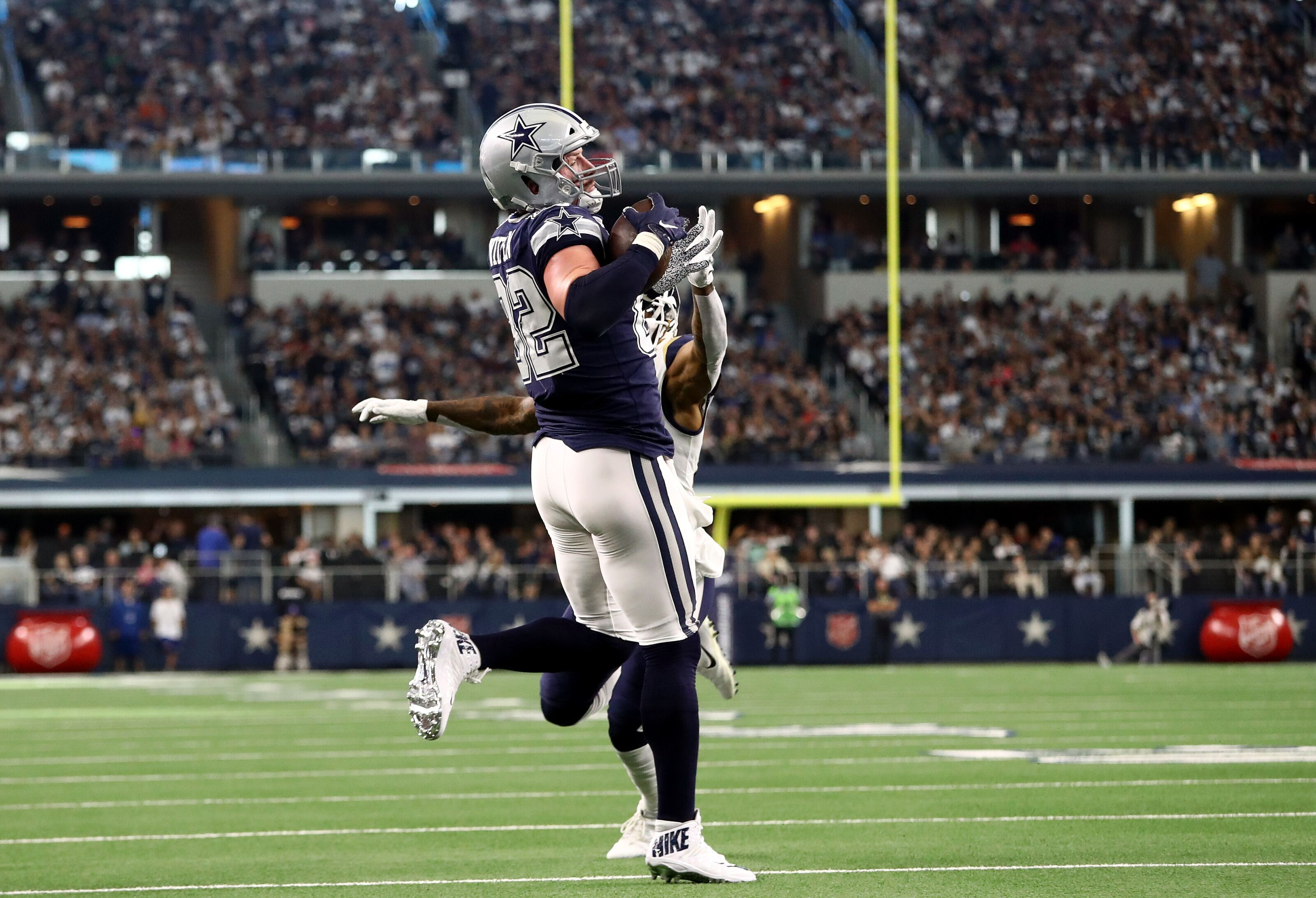 "The ""good"" Dallas Cowboys appear, do something they haven't all season"