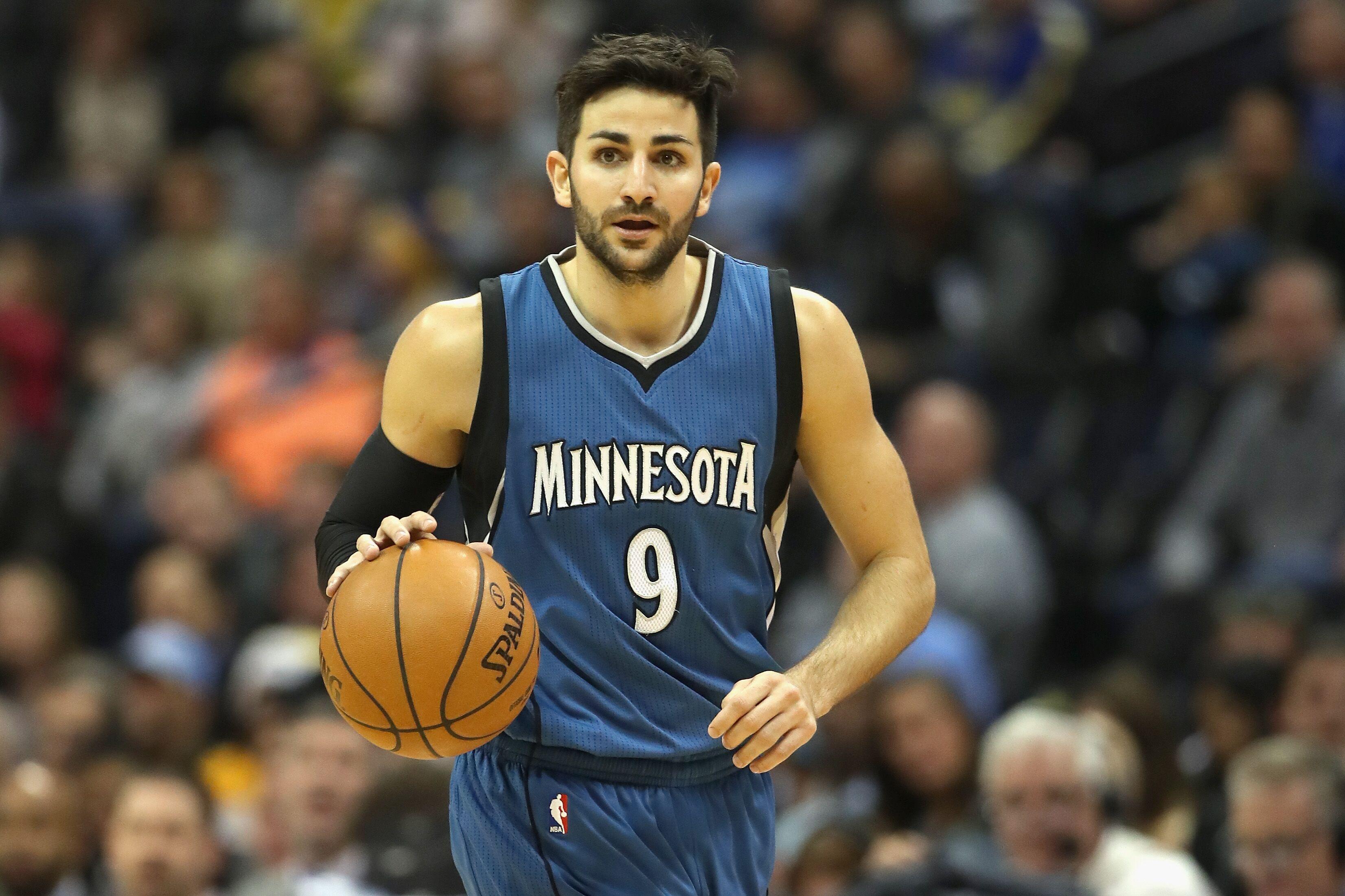 9ac899a1c50 Minnesota Timberwolves send Ricky Rubio to the Utah Jazz