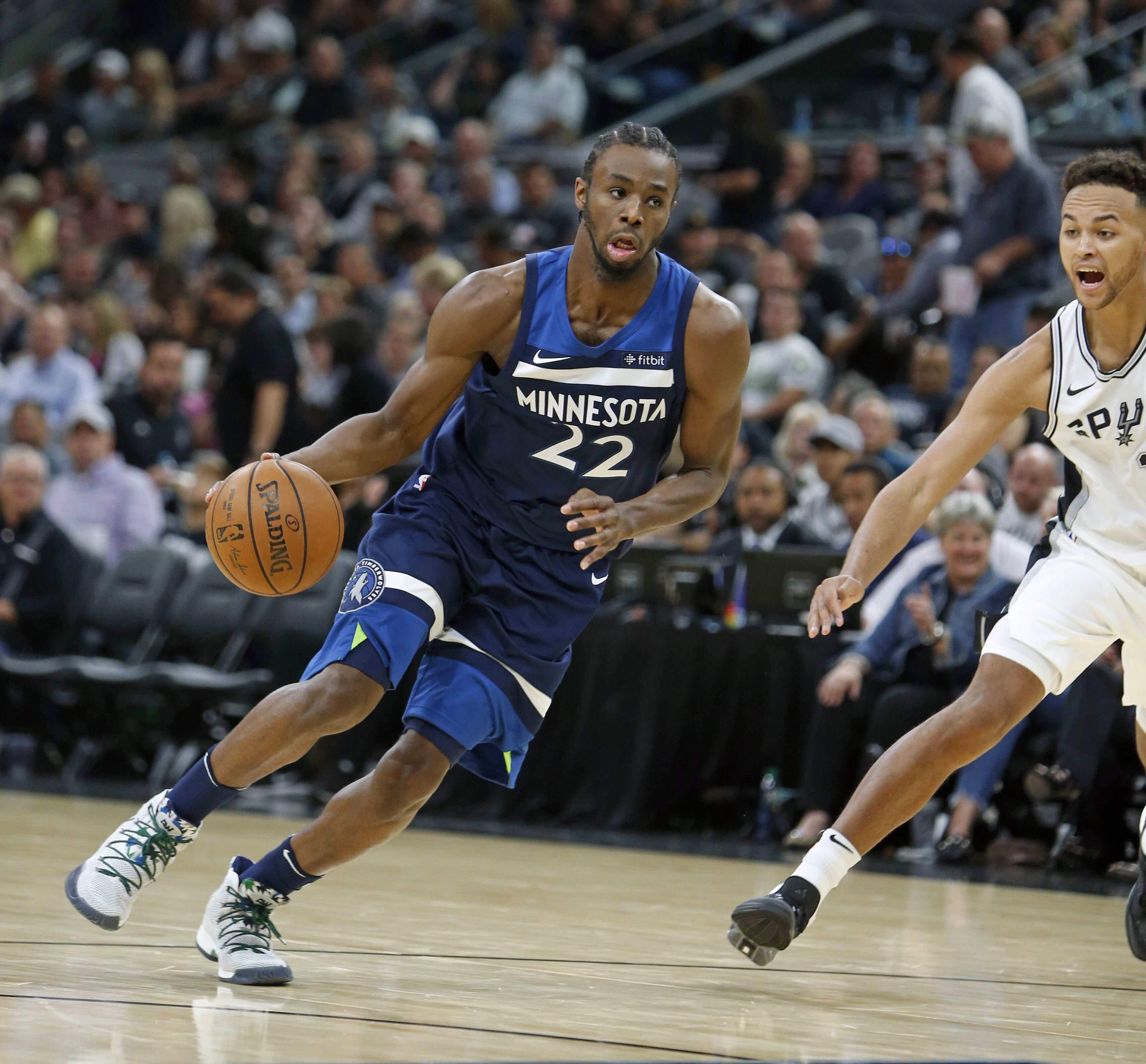 Minnesota Timberwolves: Minnesota Timberwolves: Biggest Addition Is Beast Mode
