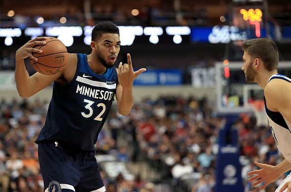 Minnesota Timberwolves  4 things the Timberwolves should be thankful ... 541b004b2